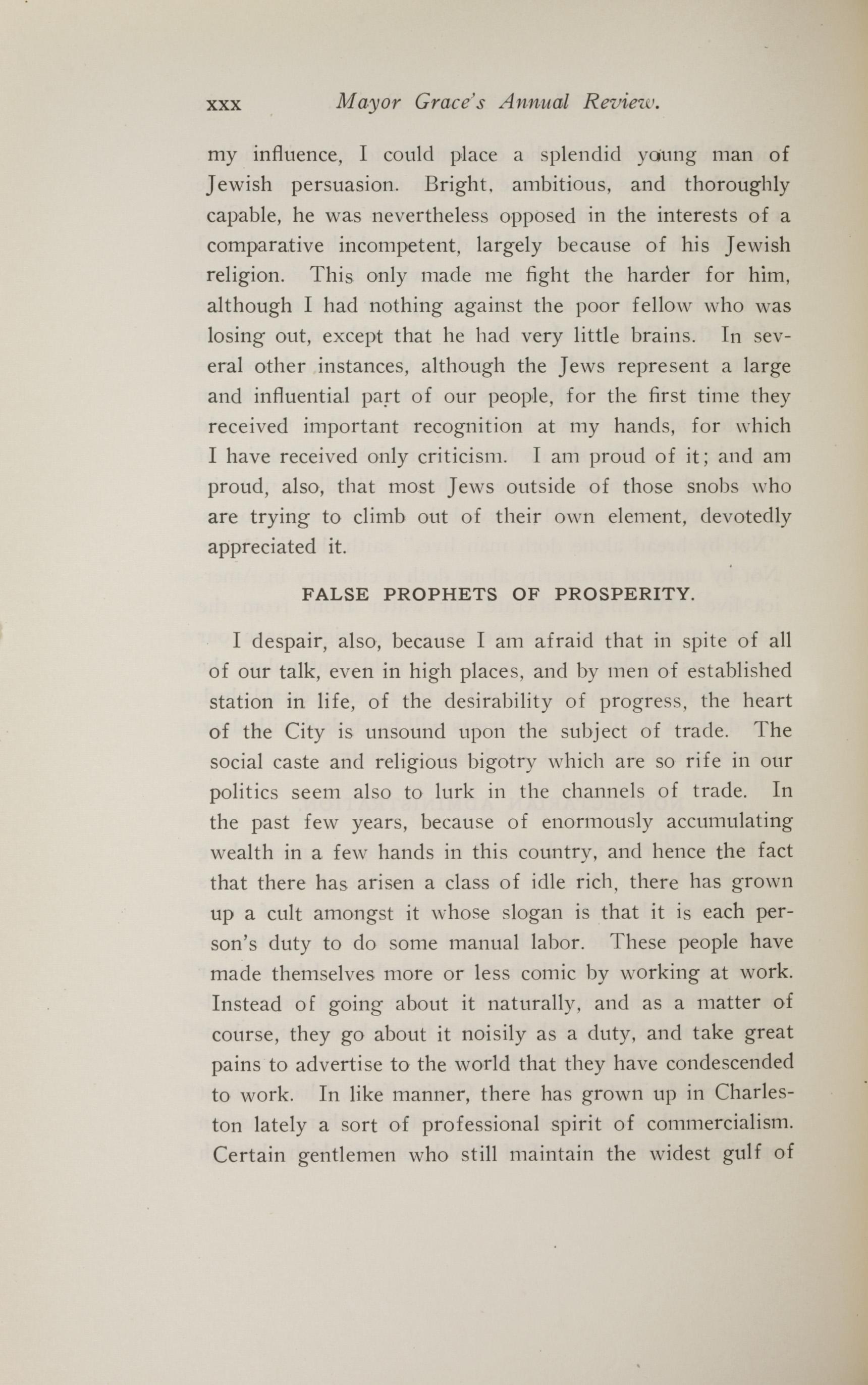Charleston Yearbook, 1914, page xxx