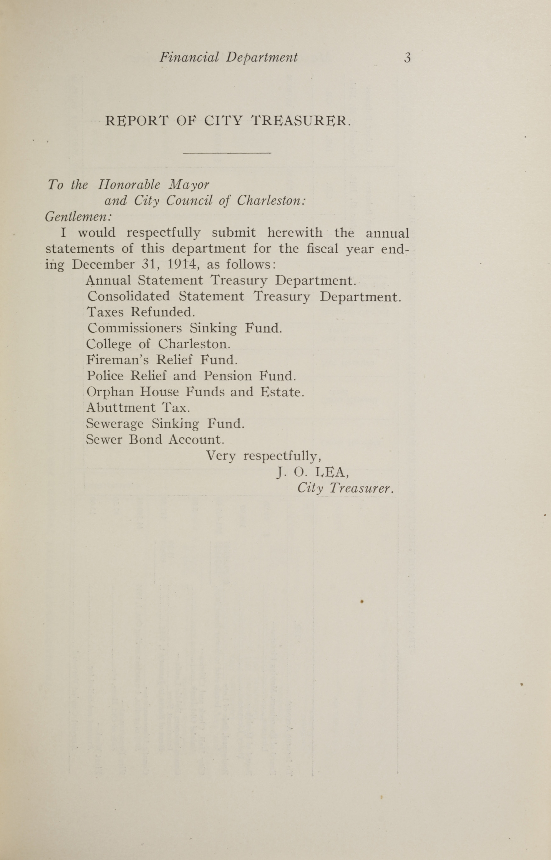 Charleston Yearbook, 1914, page 3