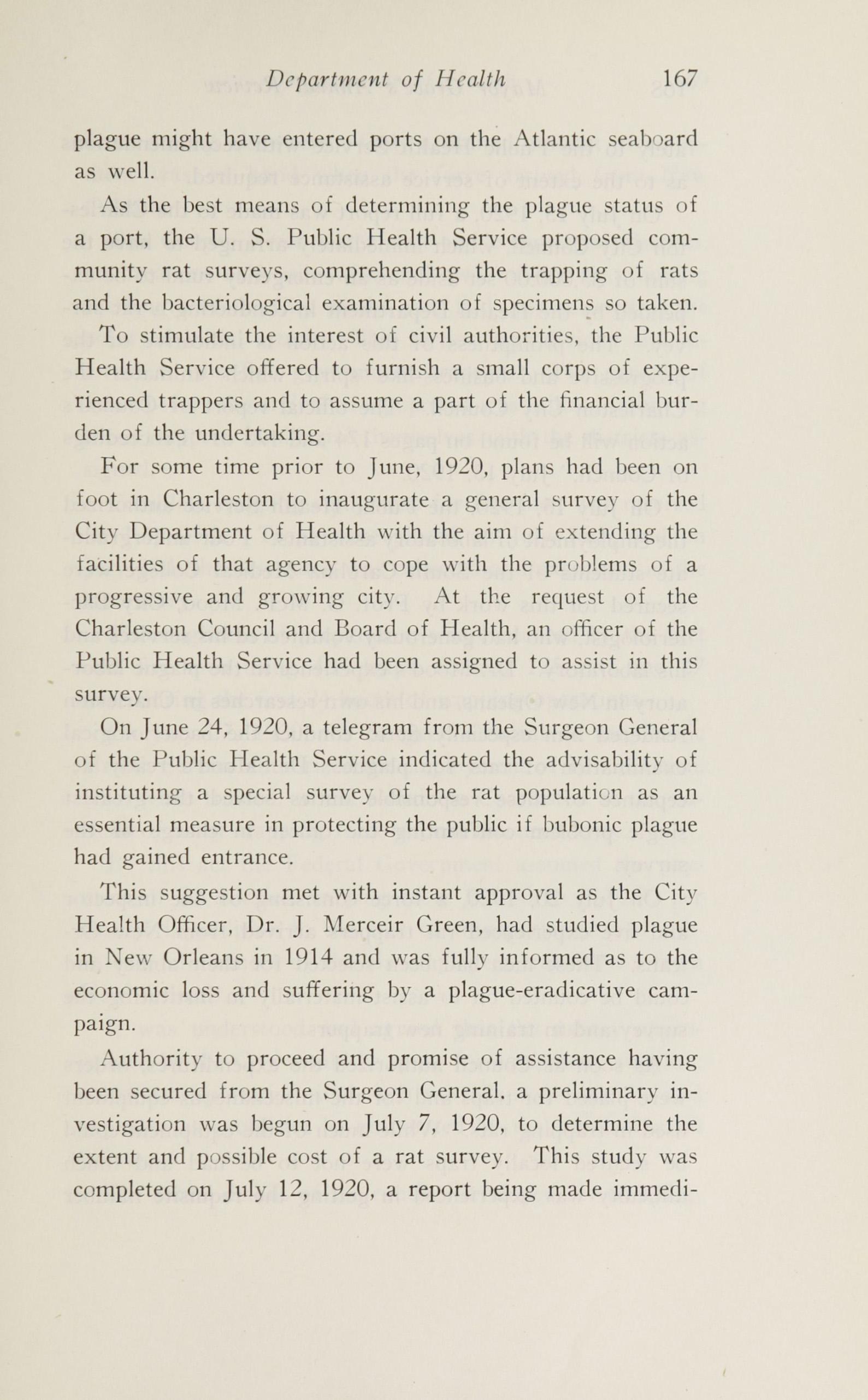 Charleston Yearbook, 1920, page 167