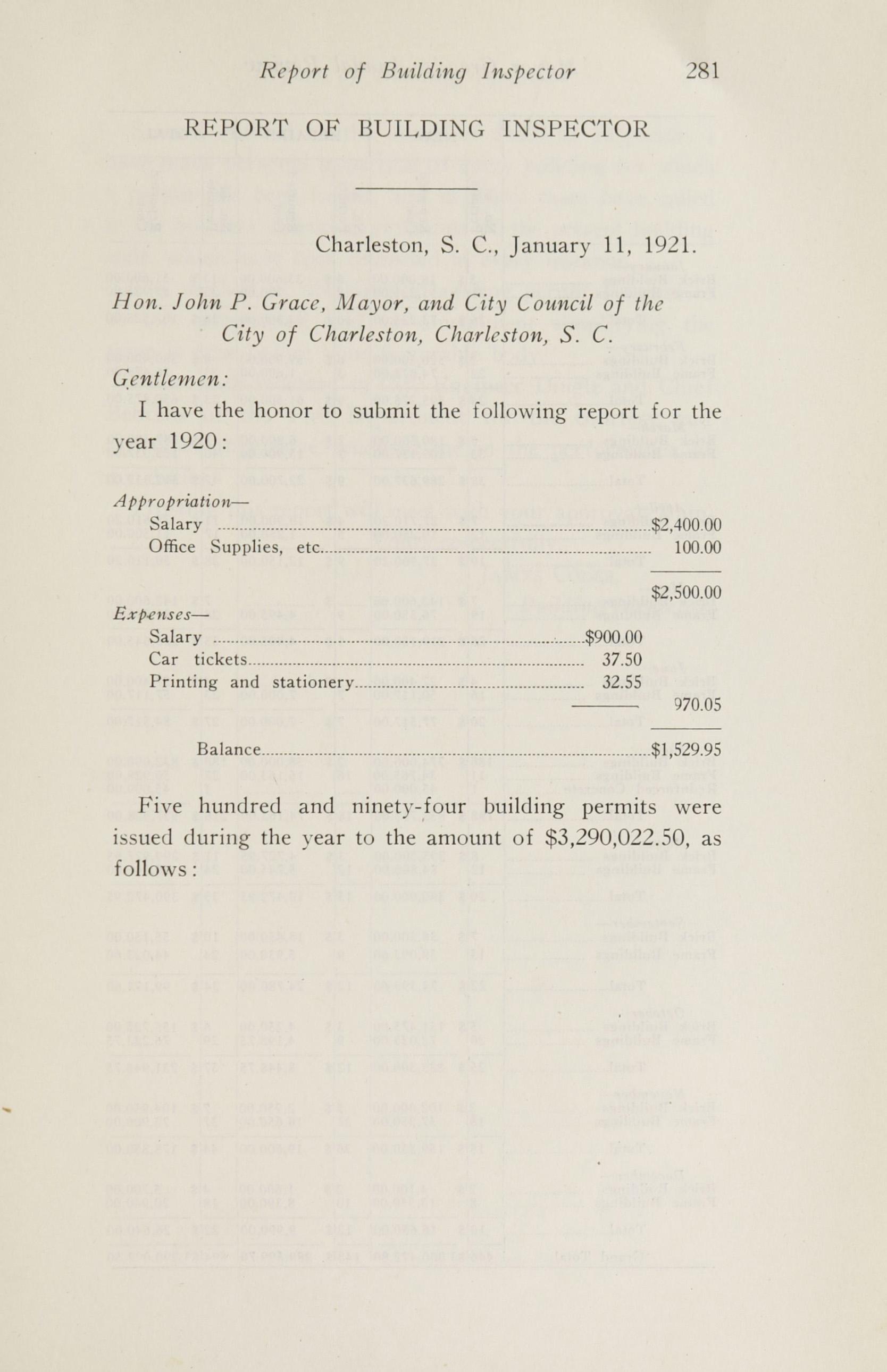 Charleston Yearbook, 1920, page 281