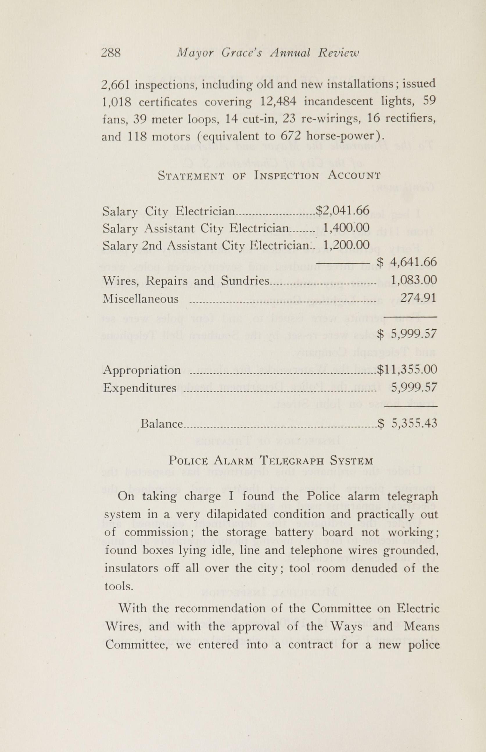 Charleston Yearbook, 1920, page 288
