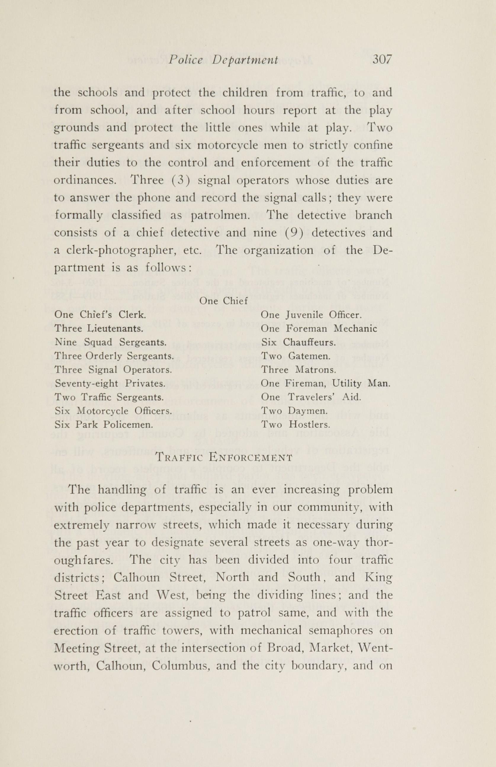 Charleston Yearbook, 1920, page 307