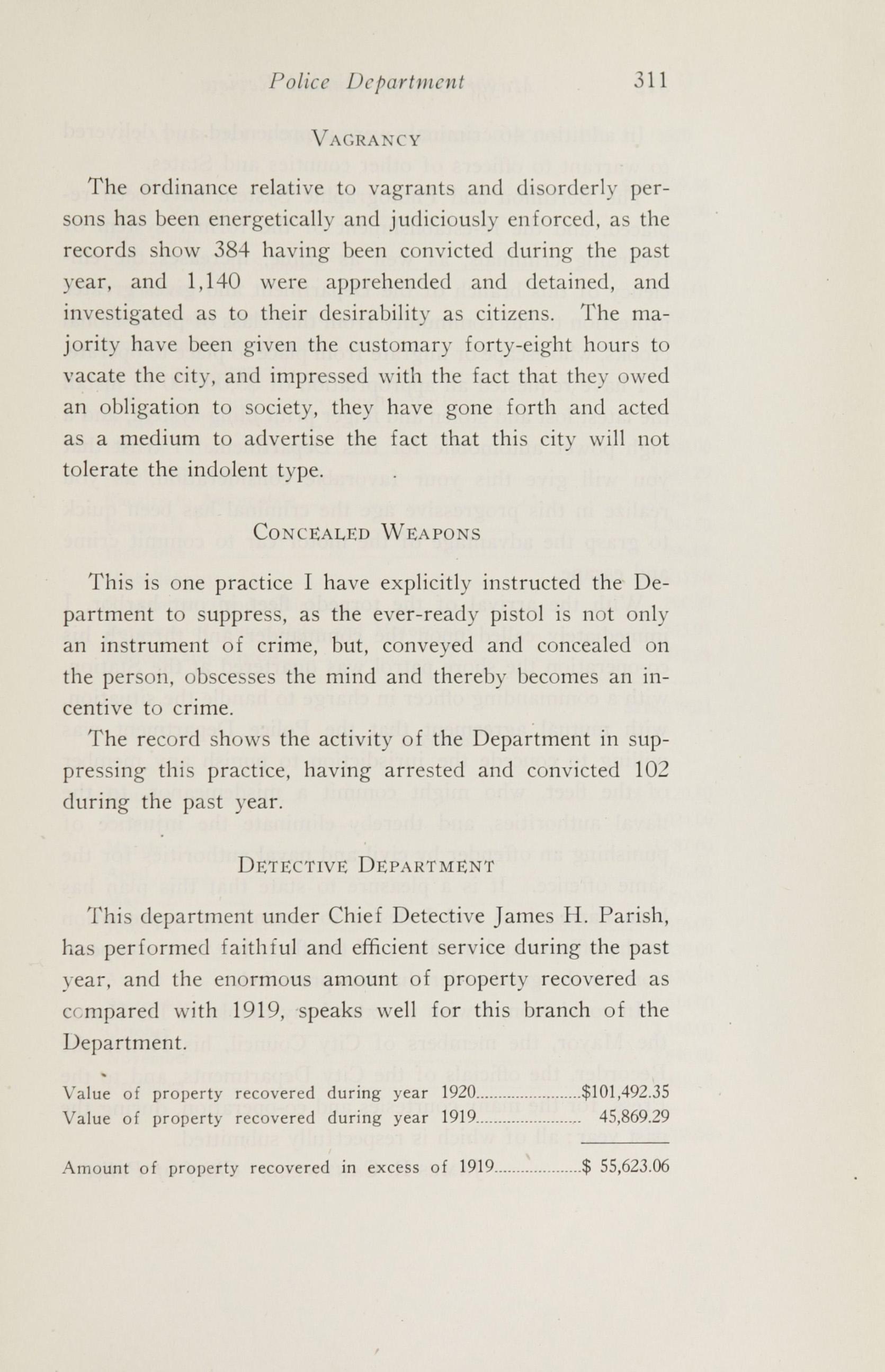 Charleston Yearbook, 1920, page 311