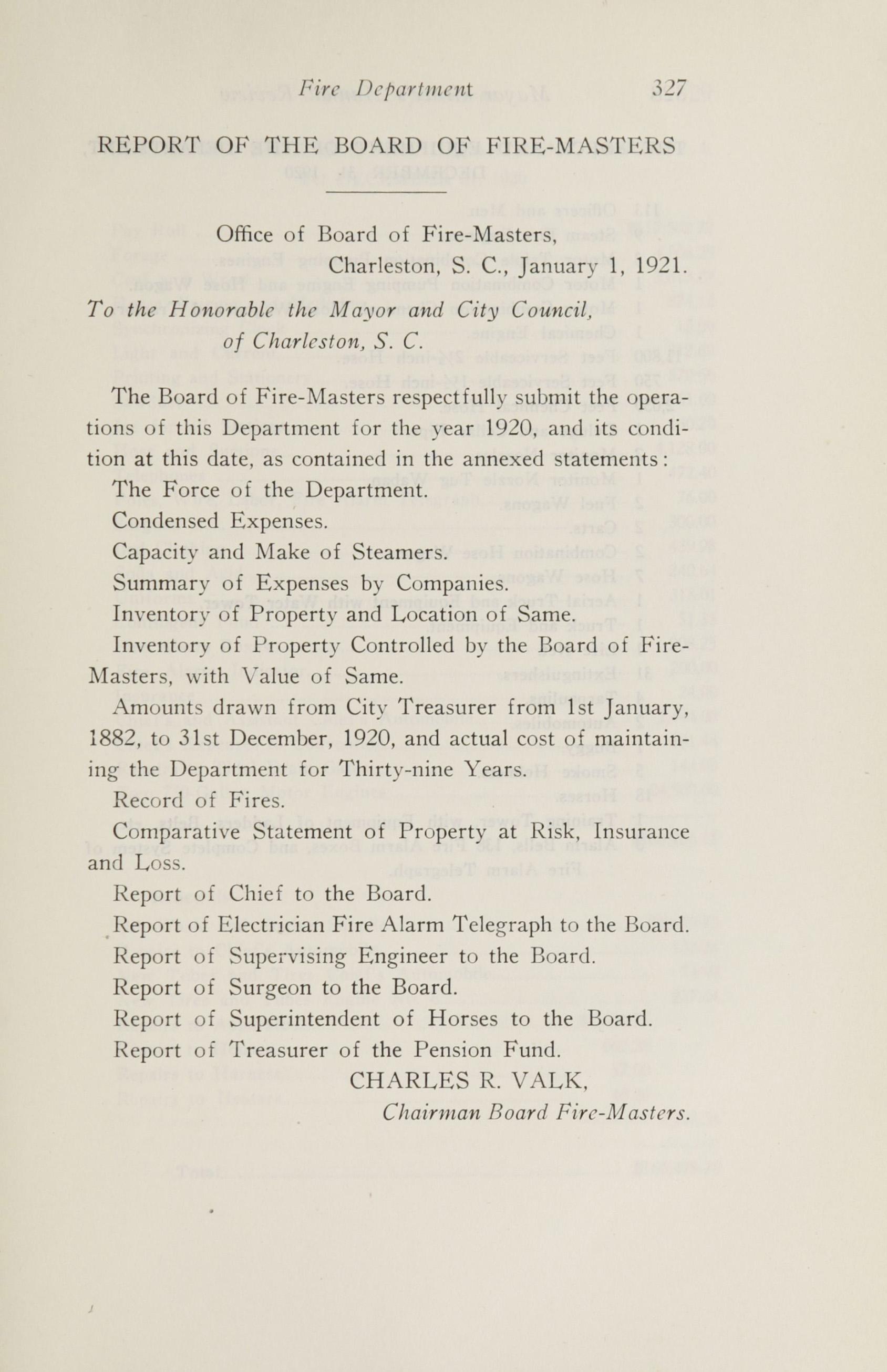 Charleston Yearbook, 1920, page 327