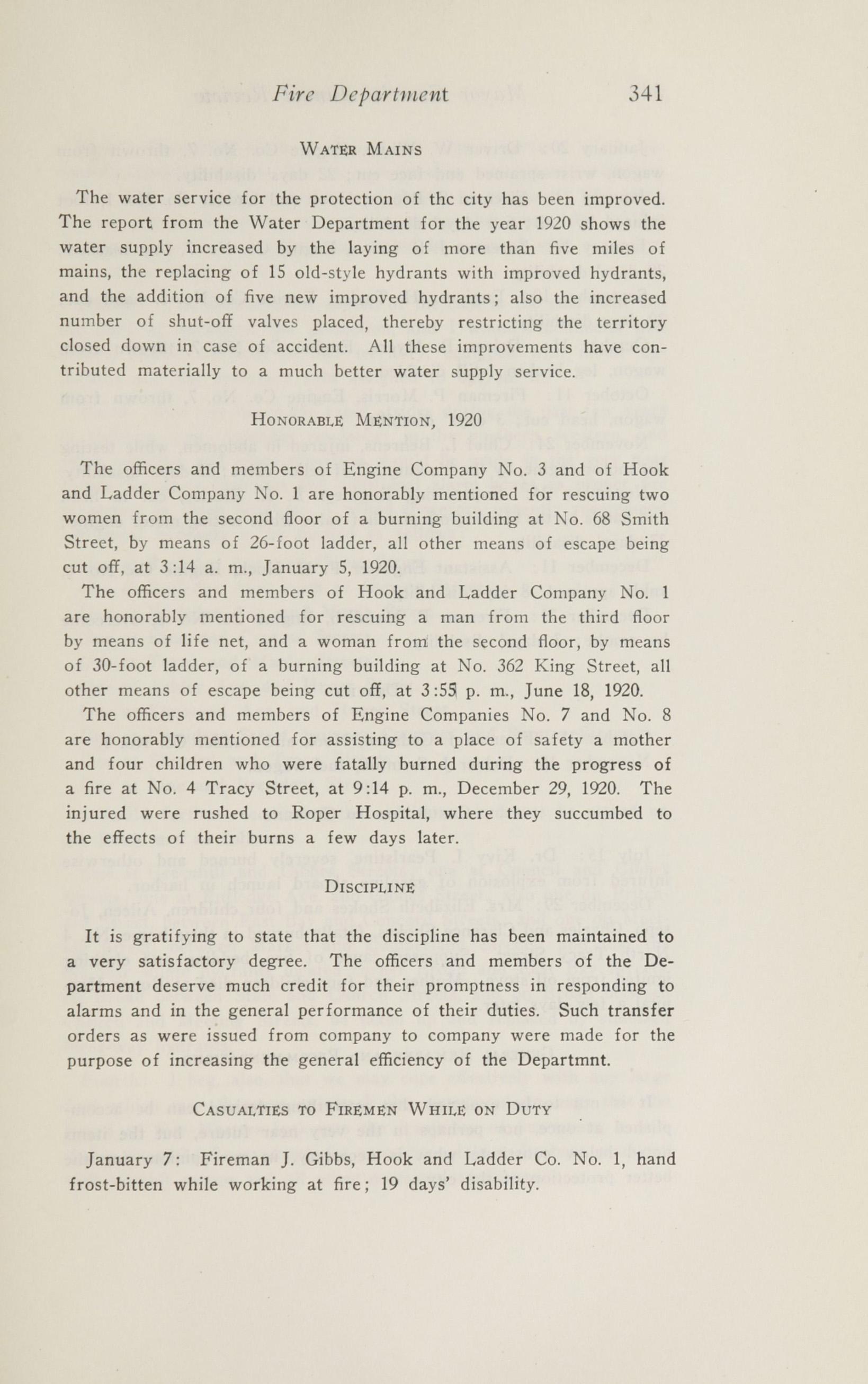 Charleston Yearbook, 1920, page 341