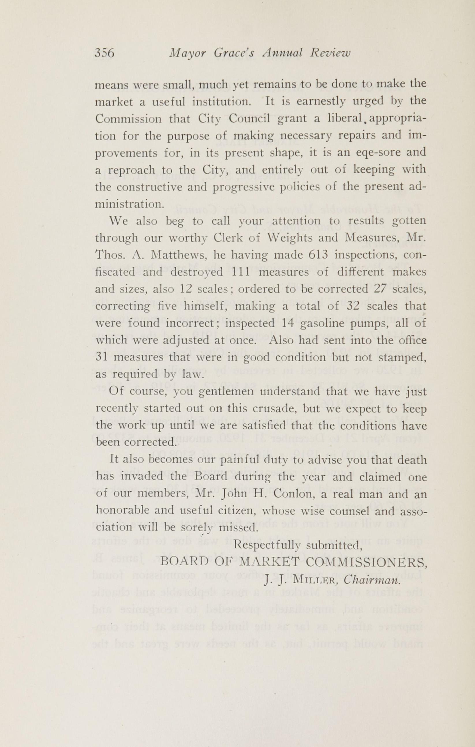 Charleston Yearbook, 1920, page 356