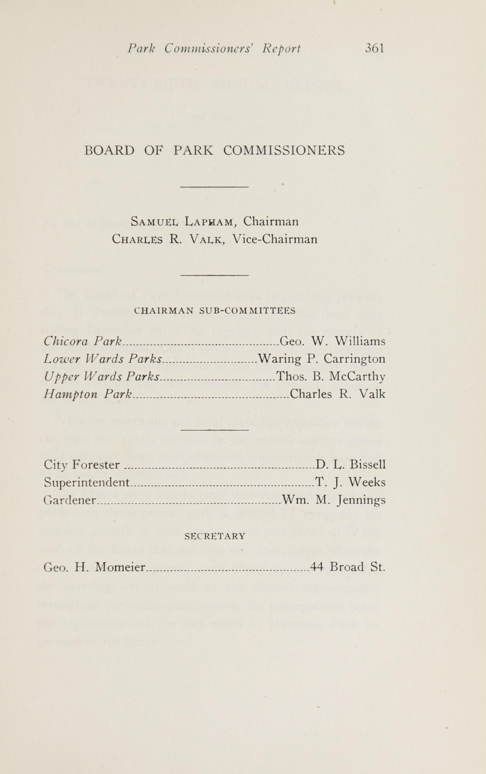 Charleston Yearbook, 1920, page 361