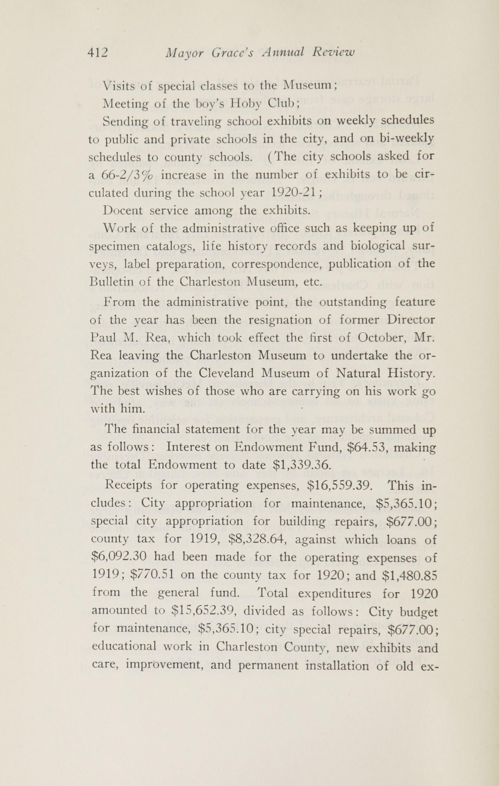 Charleston Yearbook, 1920, page 412