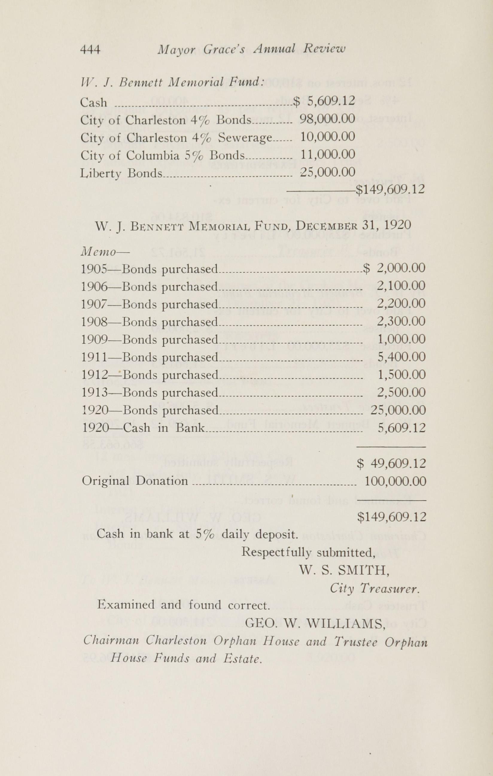 Charleston Yearbook, 1920, page 444
