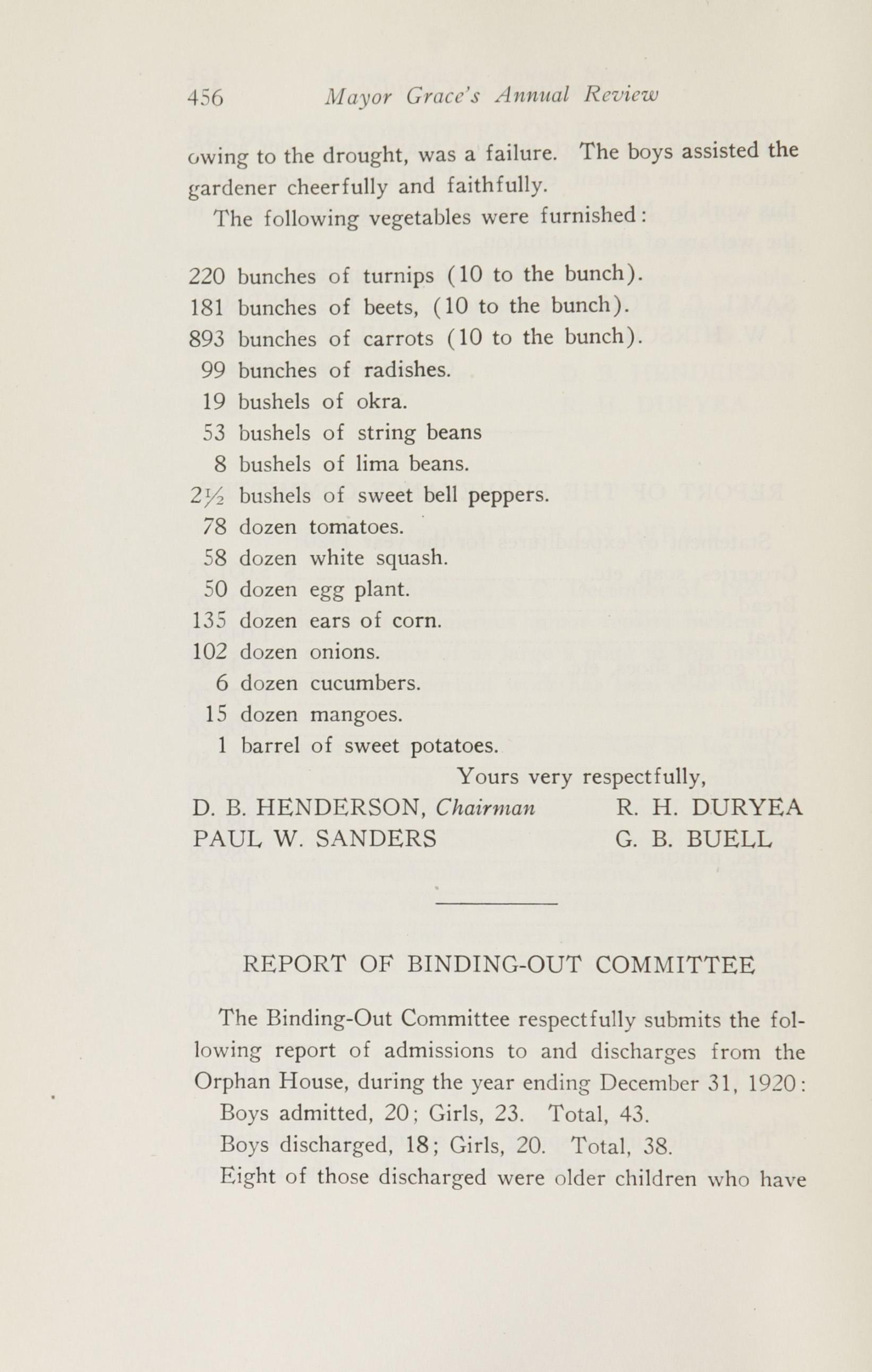 Charleston Yearbook, 1920, page 456