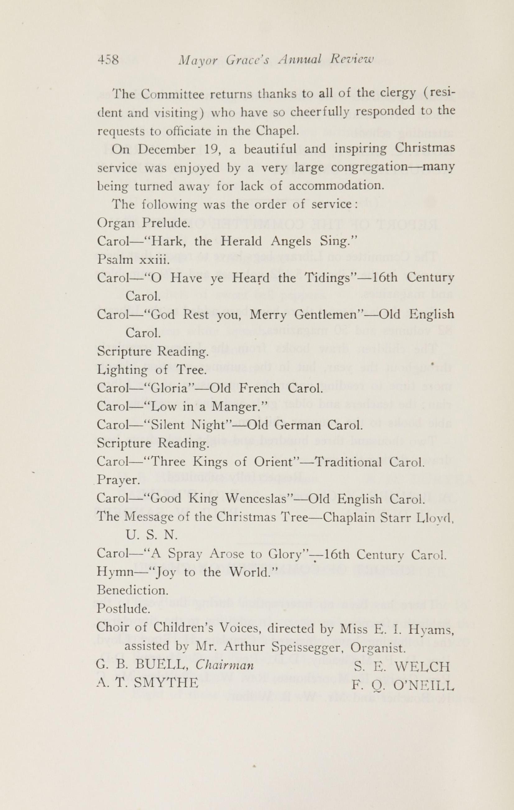 Charleston Yearbook, 1920, page 458