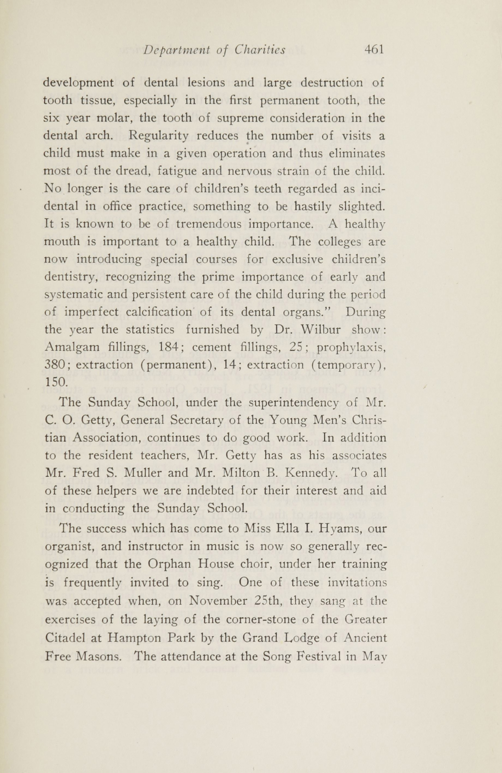 Charleston Yearbook, 1920, page 461
