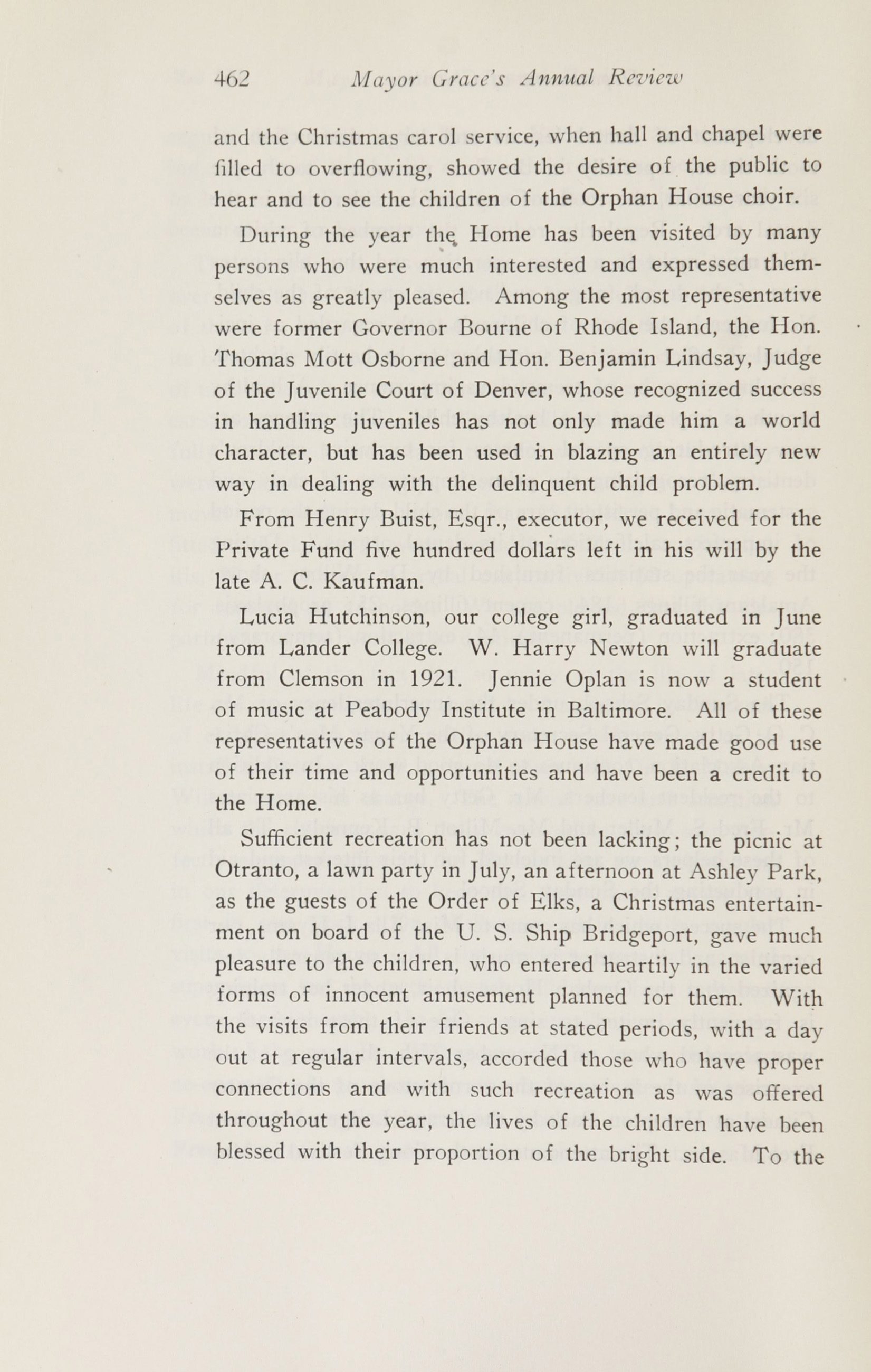 Charleston Yearbook, 1920, page 462