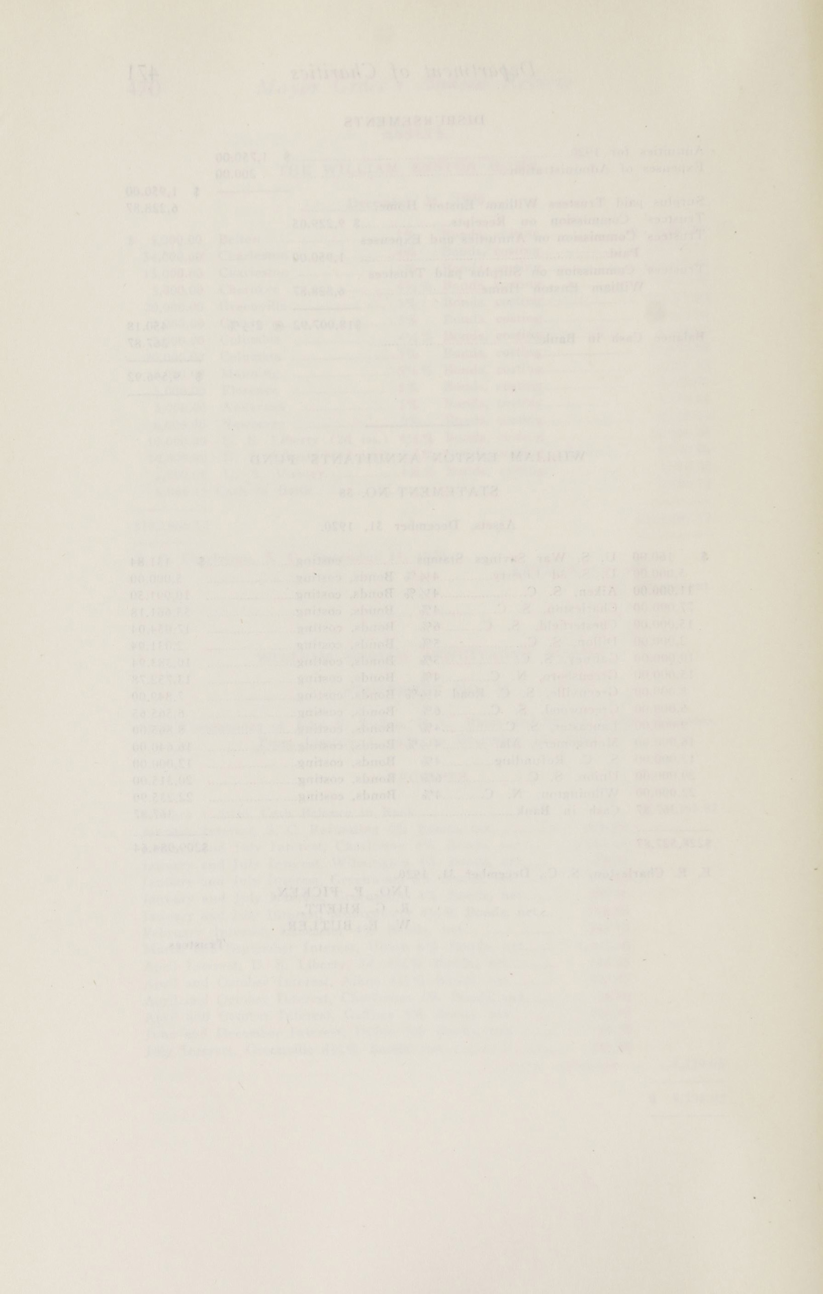 Charleston Yearbook, 1920, page 472