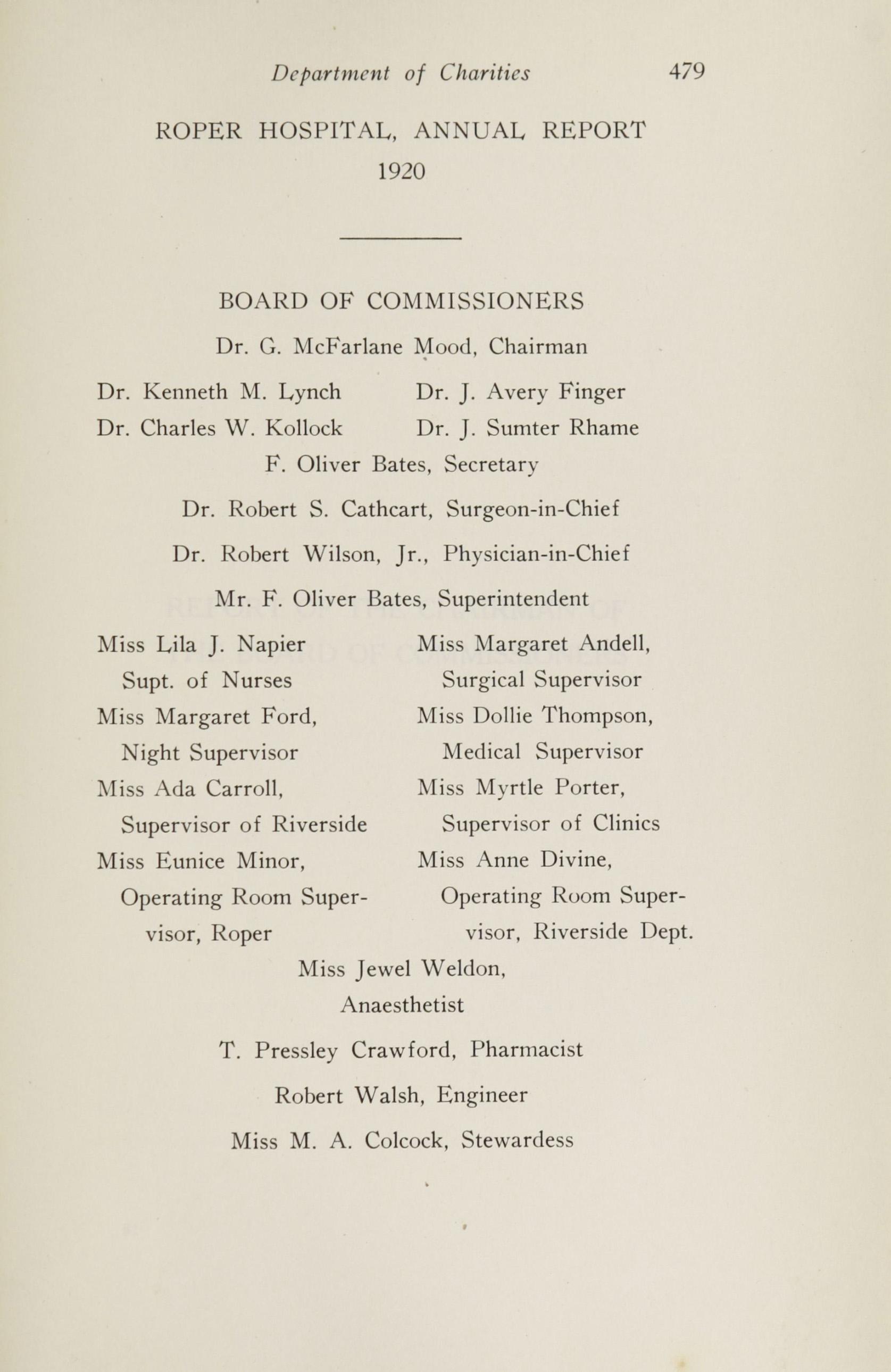 Charleston Yearbook, 1920, page 479