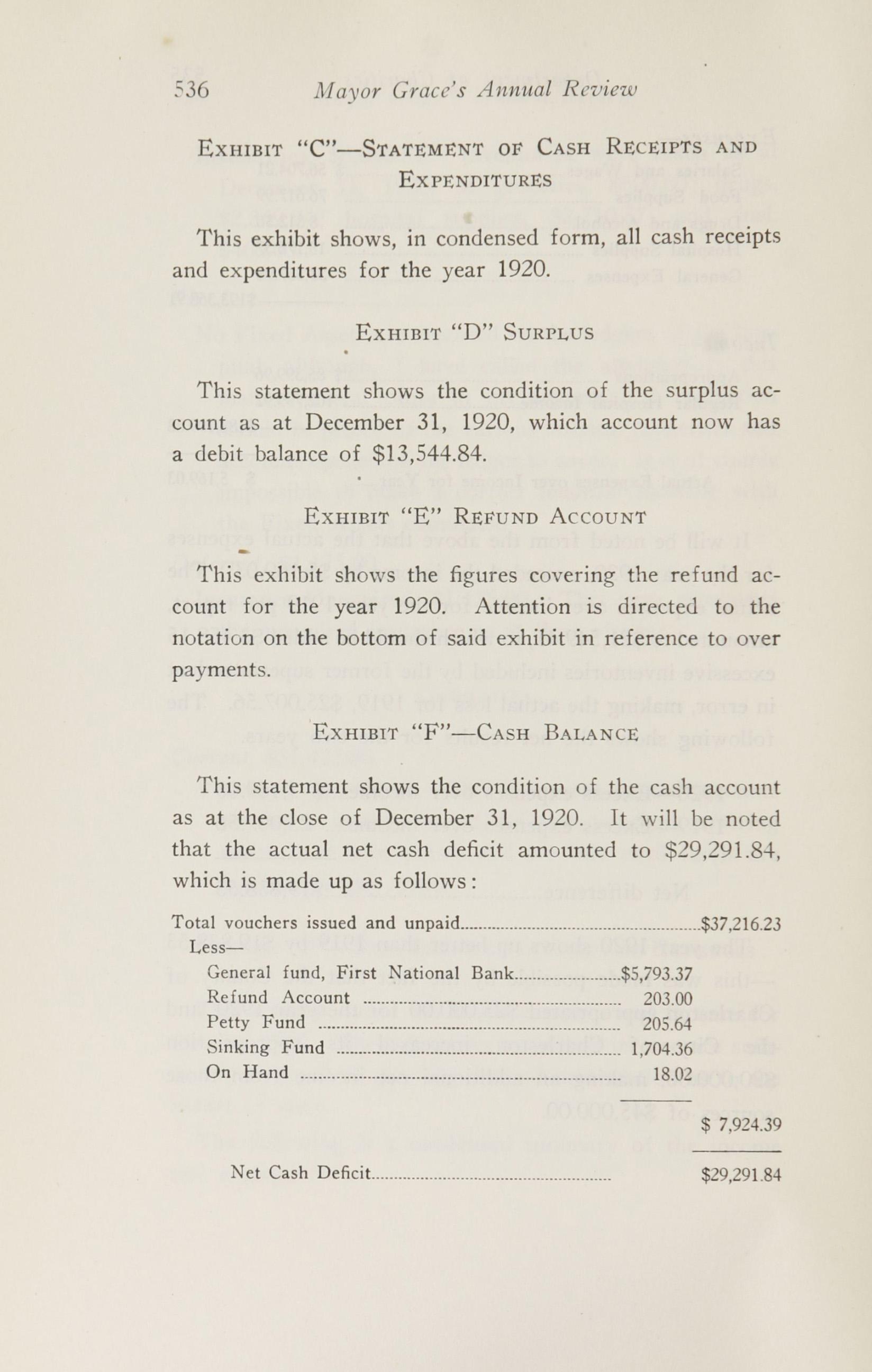 Charleston Yearbook, 1920, page 536