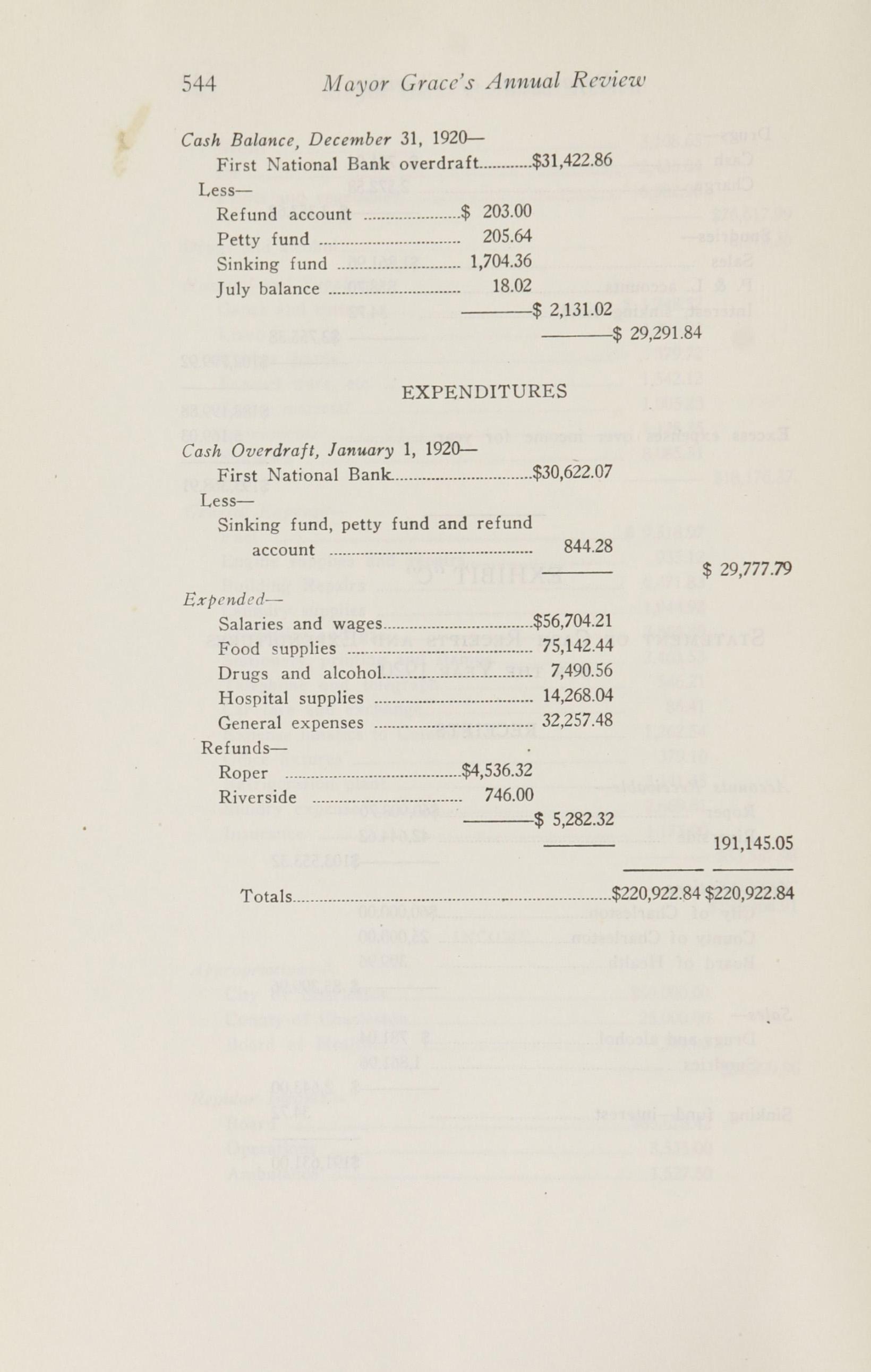 Charleston Yearbook, 1920, page 544
