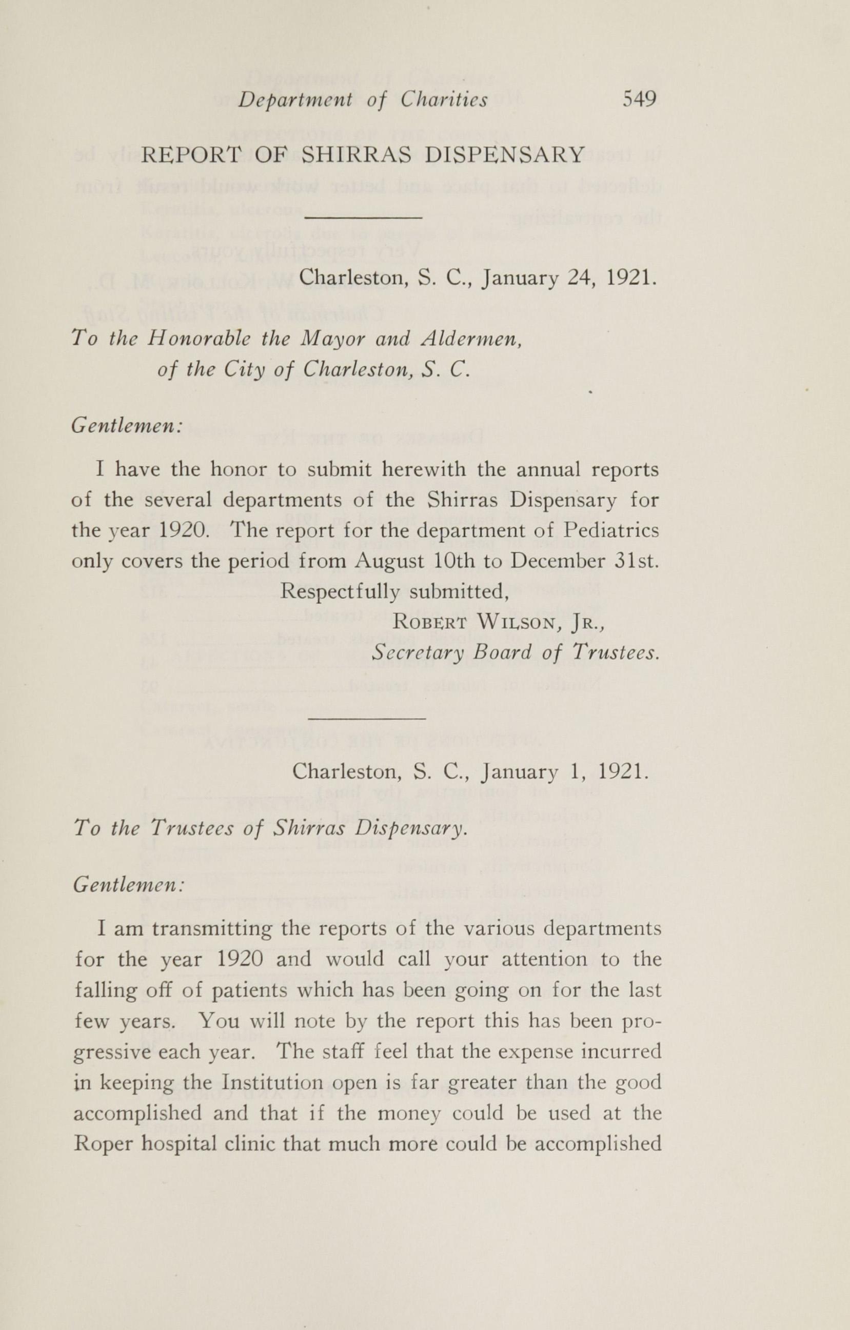 Charleston Yearbook, 1920, page 549