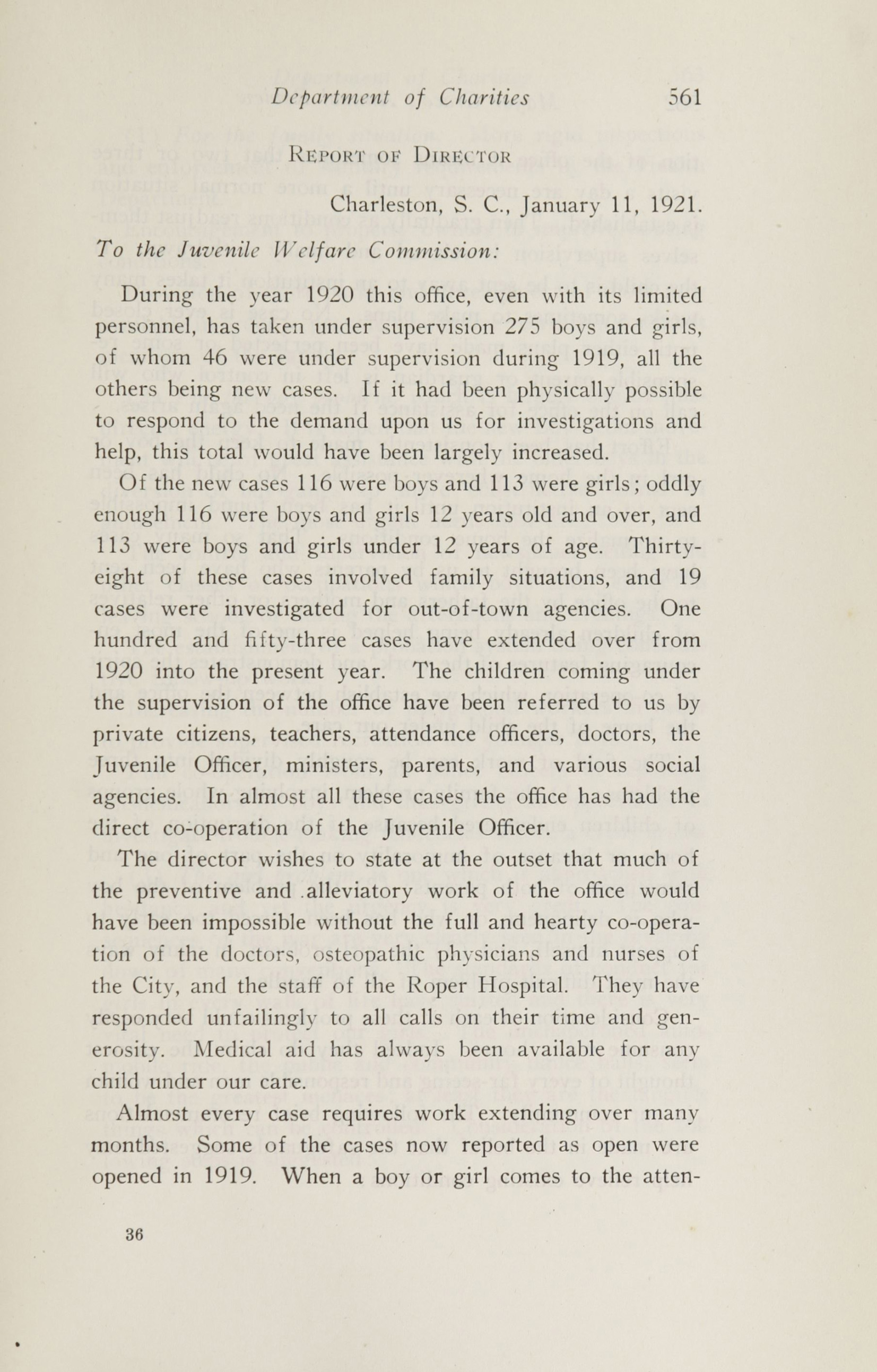 Charleston Yearbook, 1920, page 561
