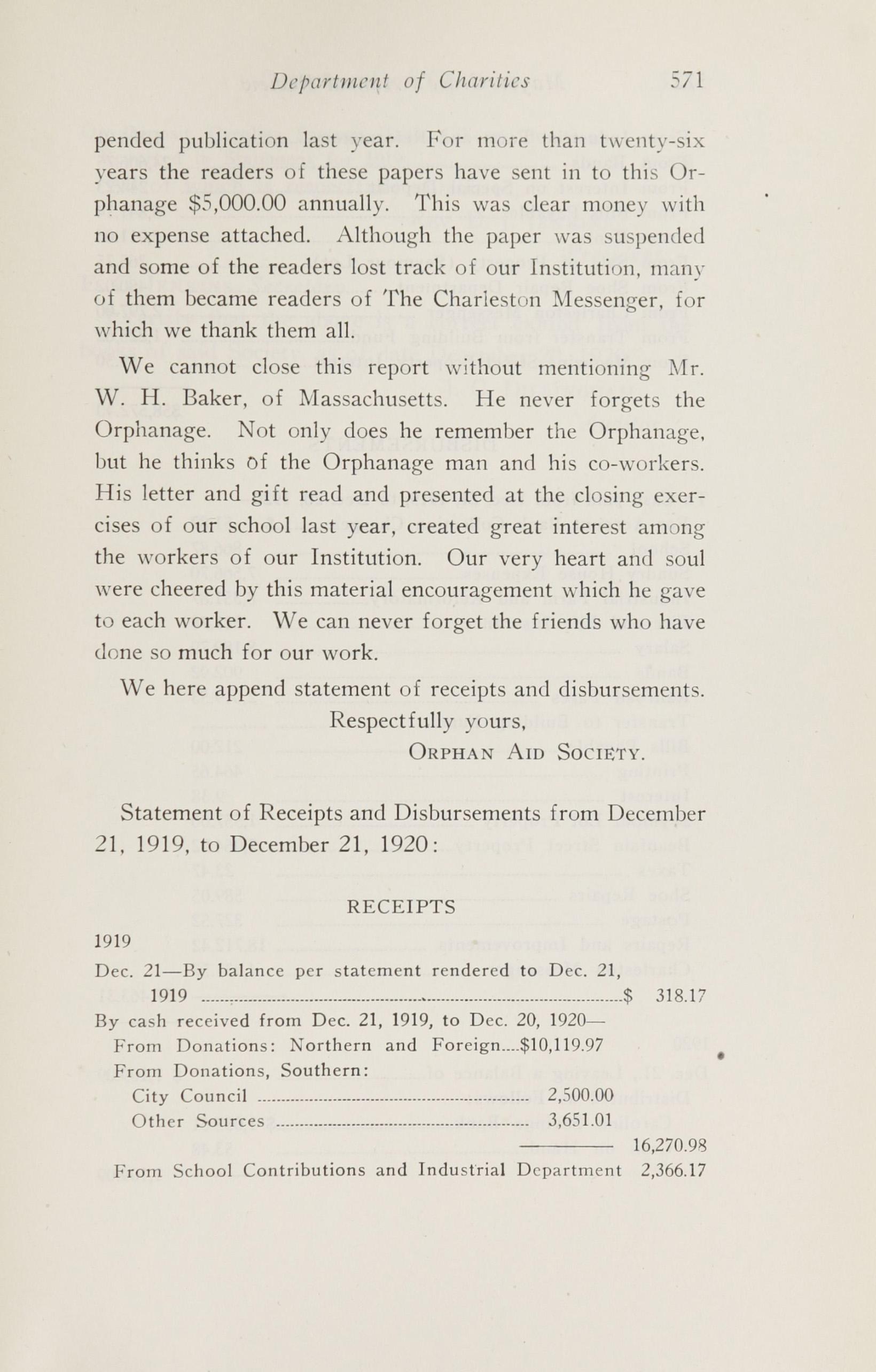 Charleston Yearbook, 1920, page 571