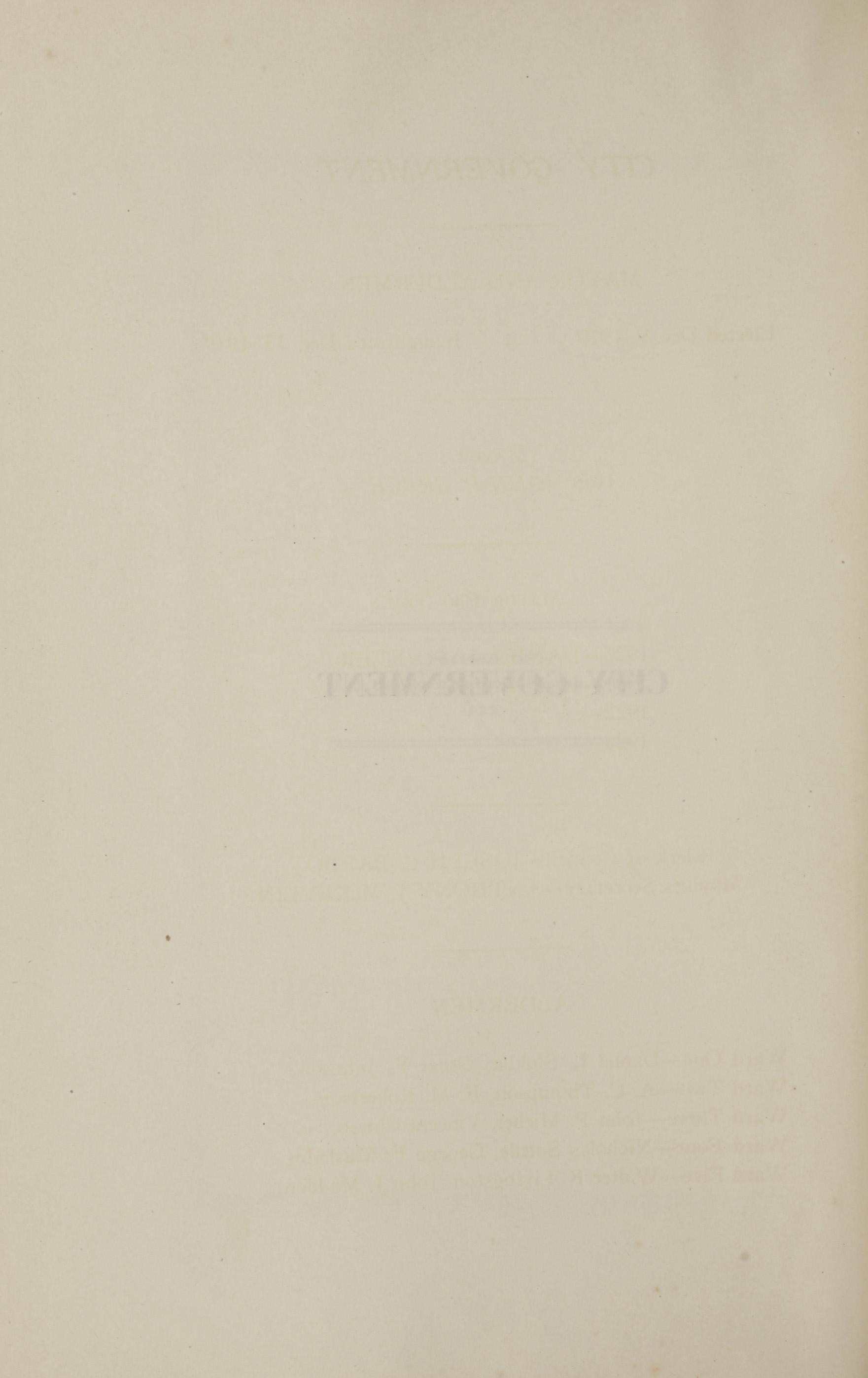 Charleston Yearbook, 1921, page iv
