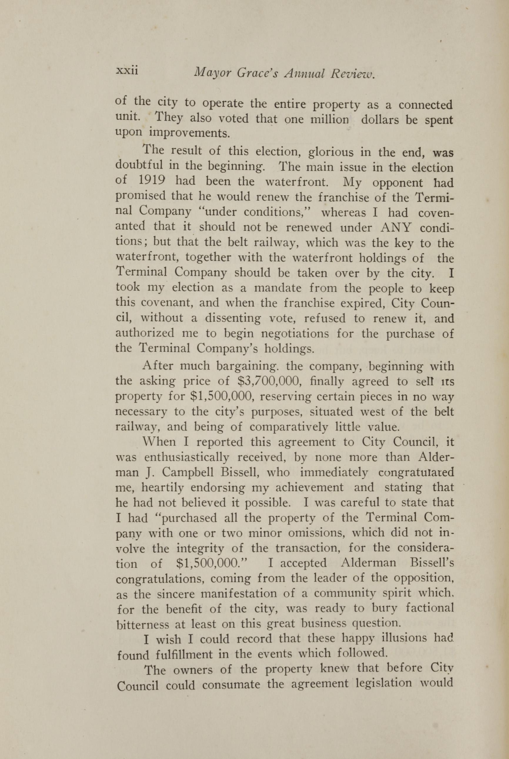 Charleston Yearbook, 1921, page xxii