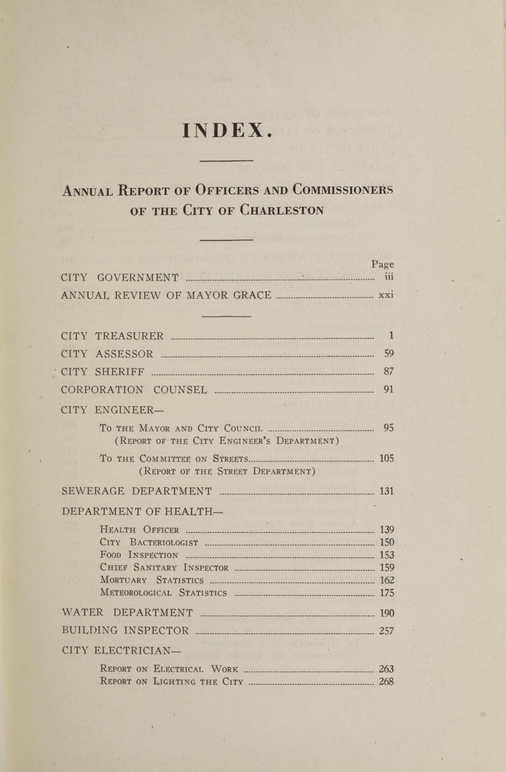 Charleston Yearbook, 1921, page xxxvii