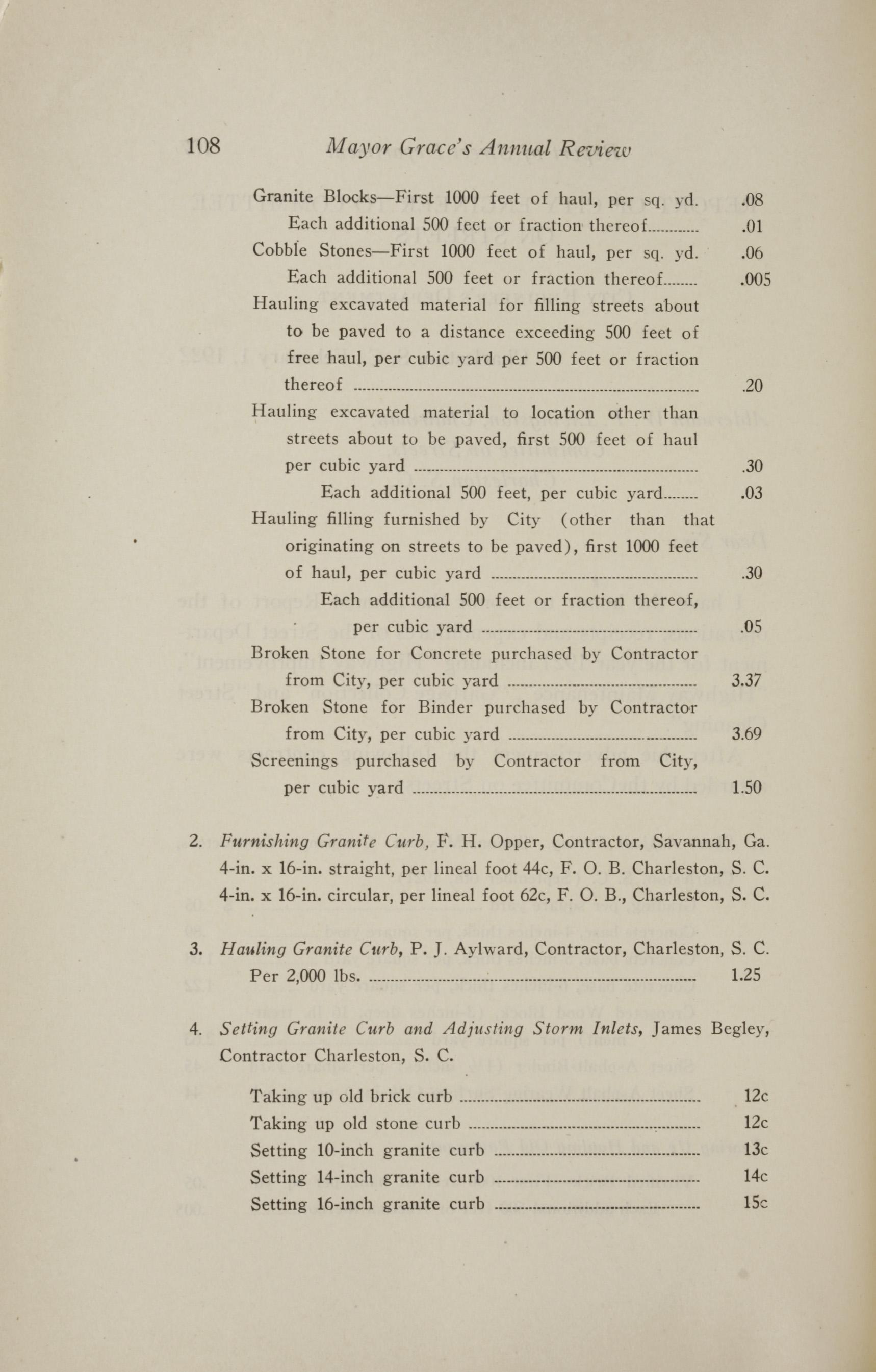 Charleston Yearbook, 1921, page 108