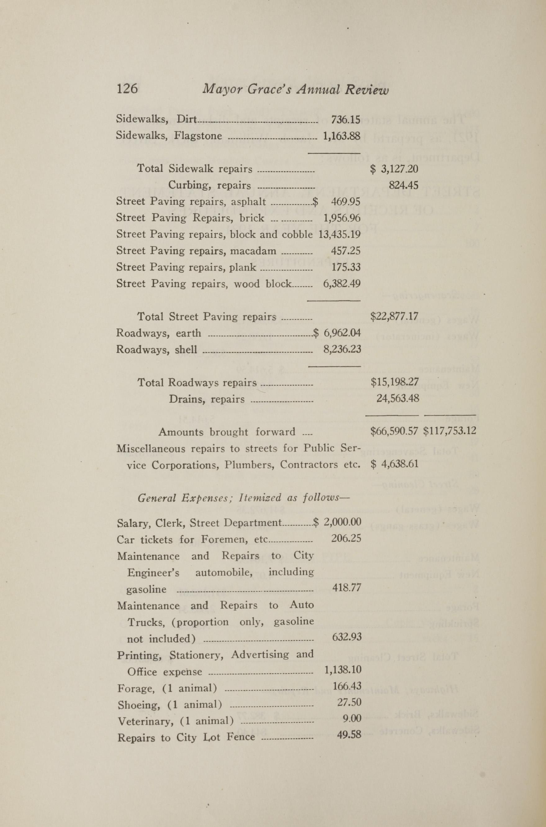 Charleston Yearbook, 1921, page 126