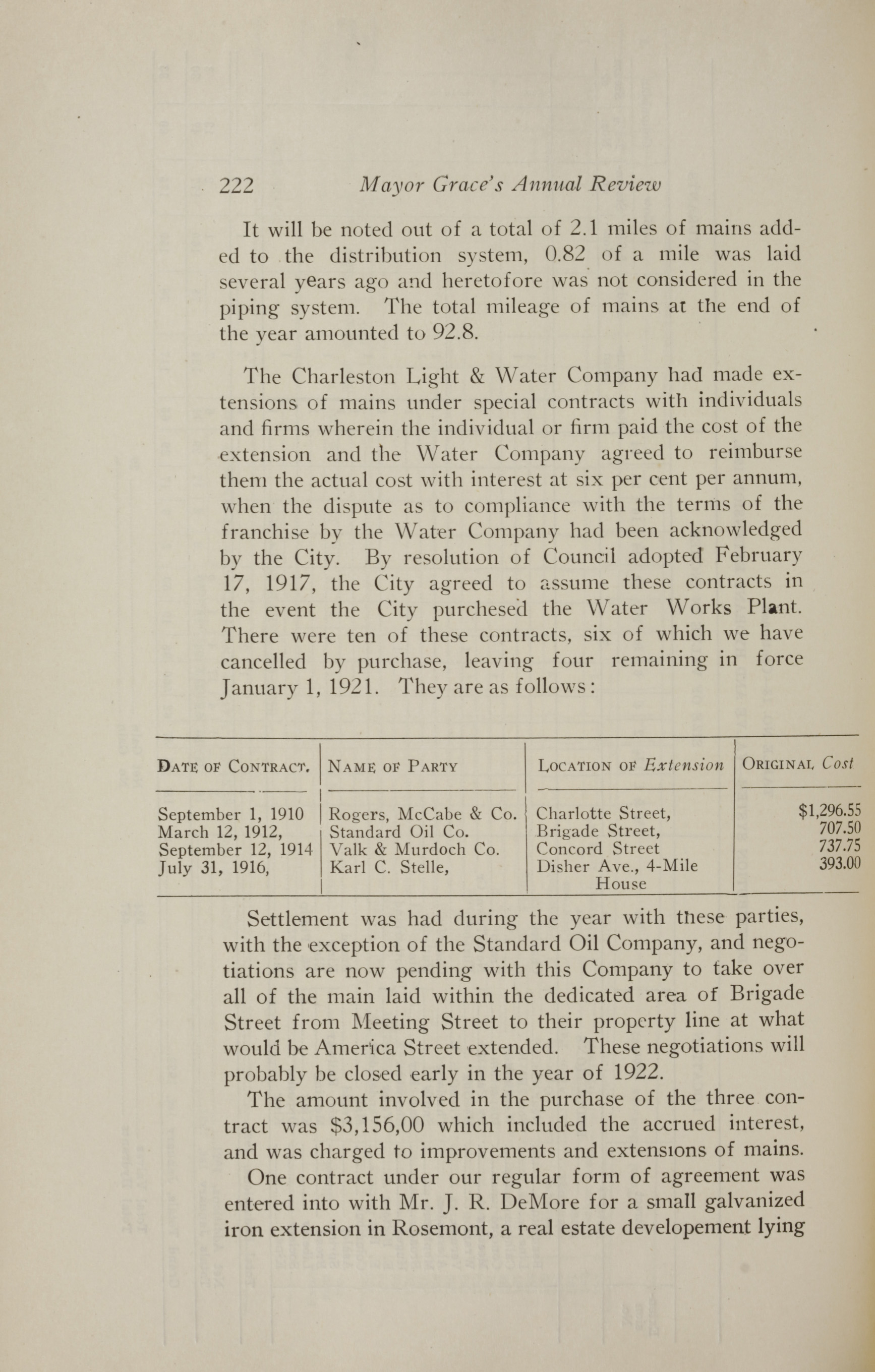 Charleston Yearbook, 1921, page 222