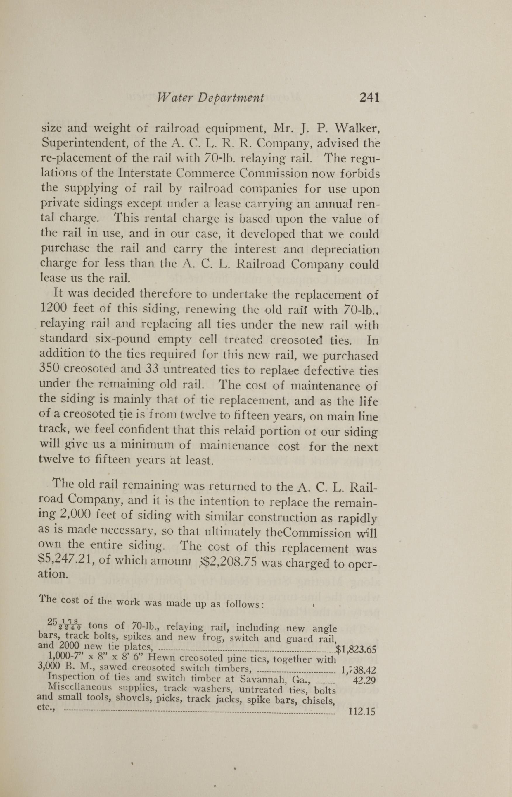 Charleston Yearbook, 1921, page 241