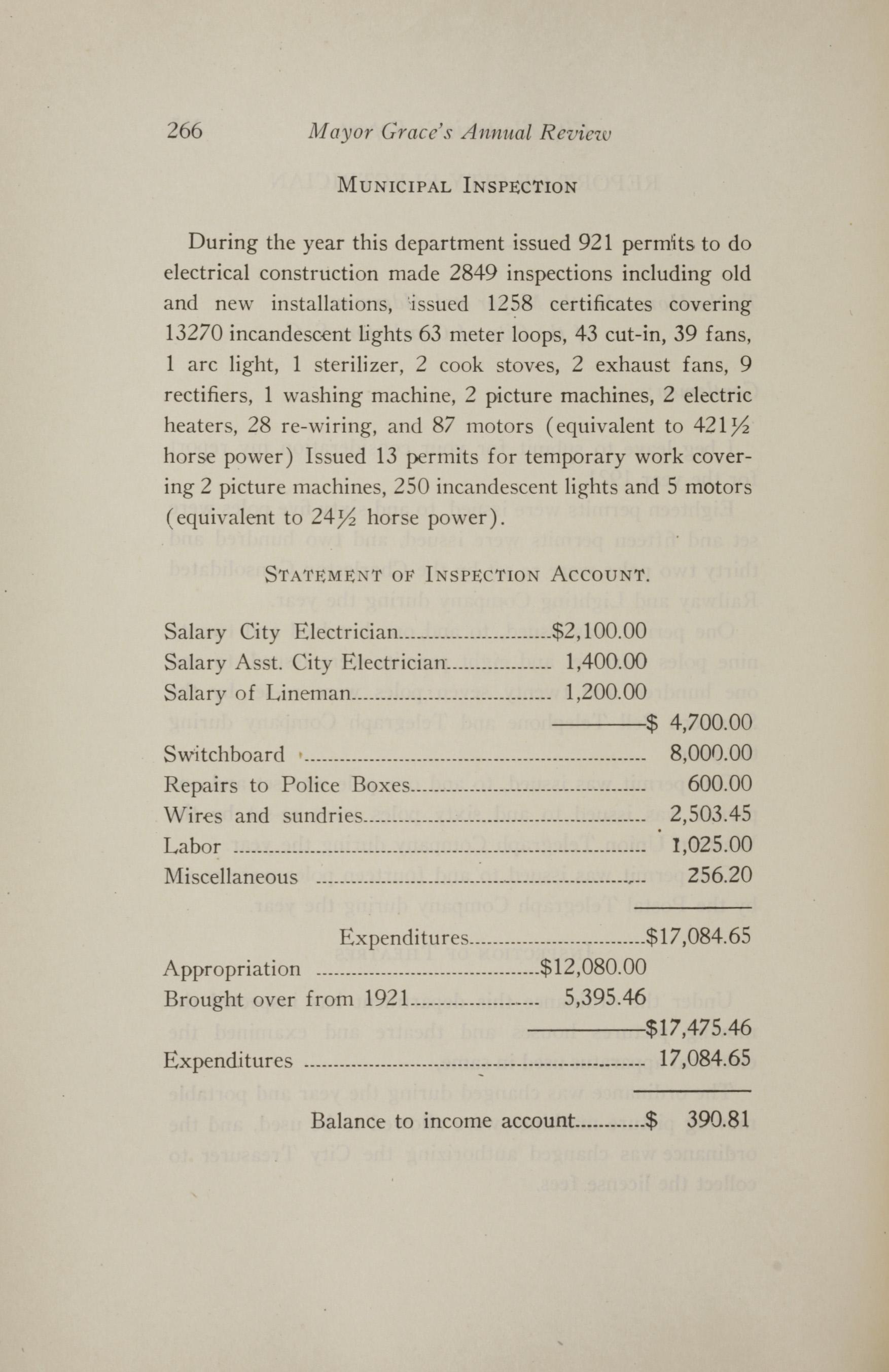 Charleston Yearbook, 1921, page 266