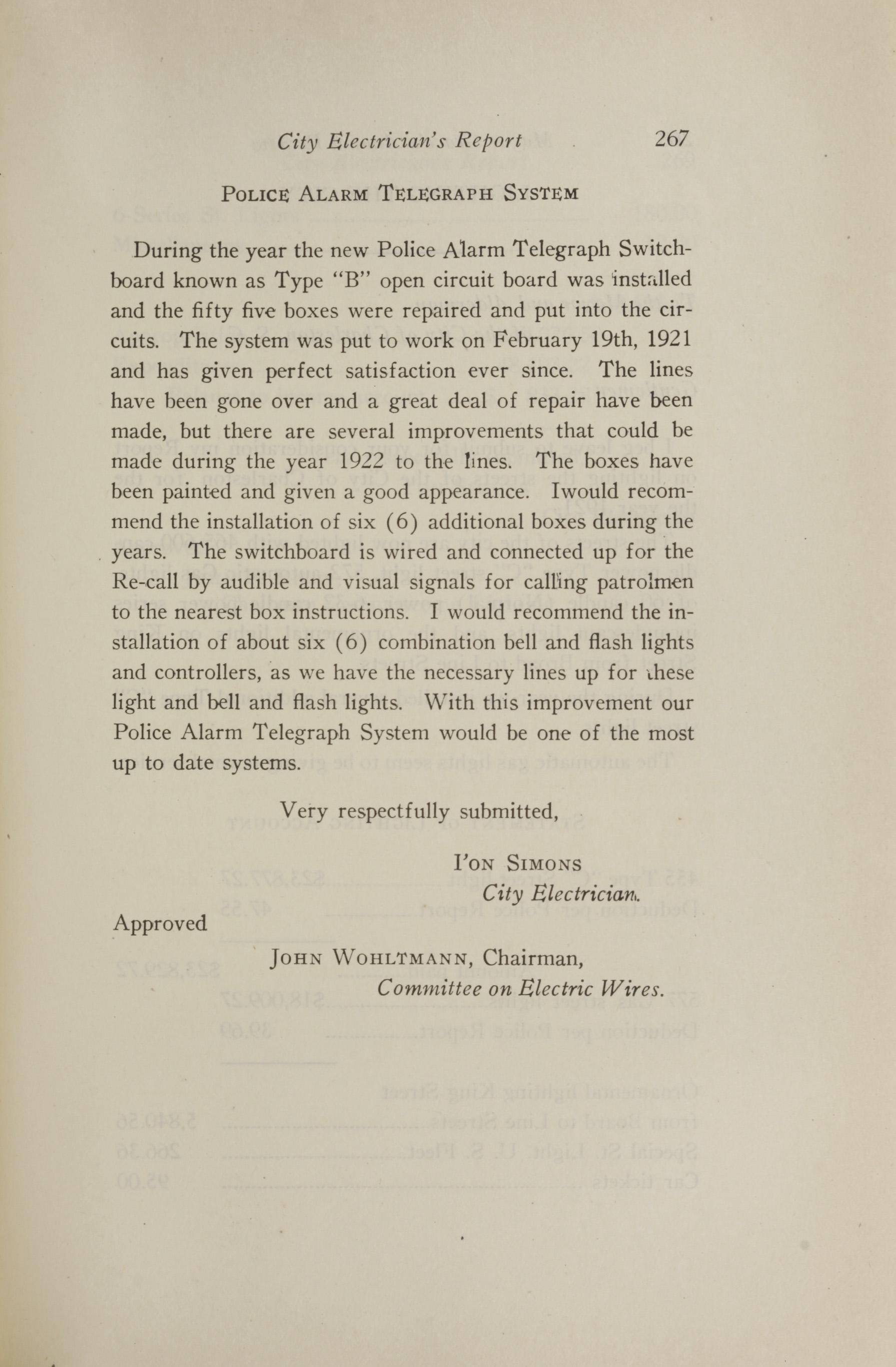 Charleston Yearbook, 1921, page 267