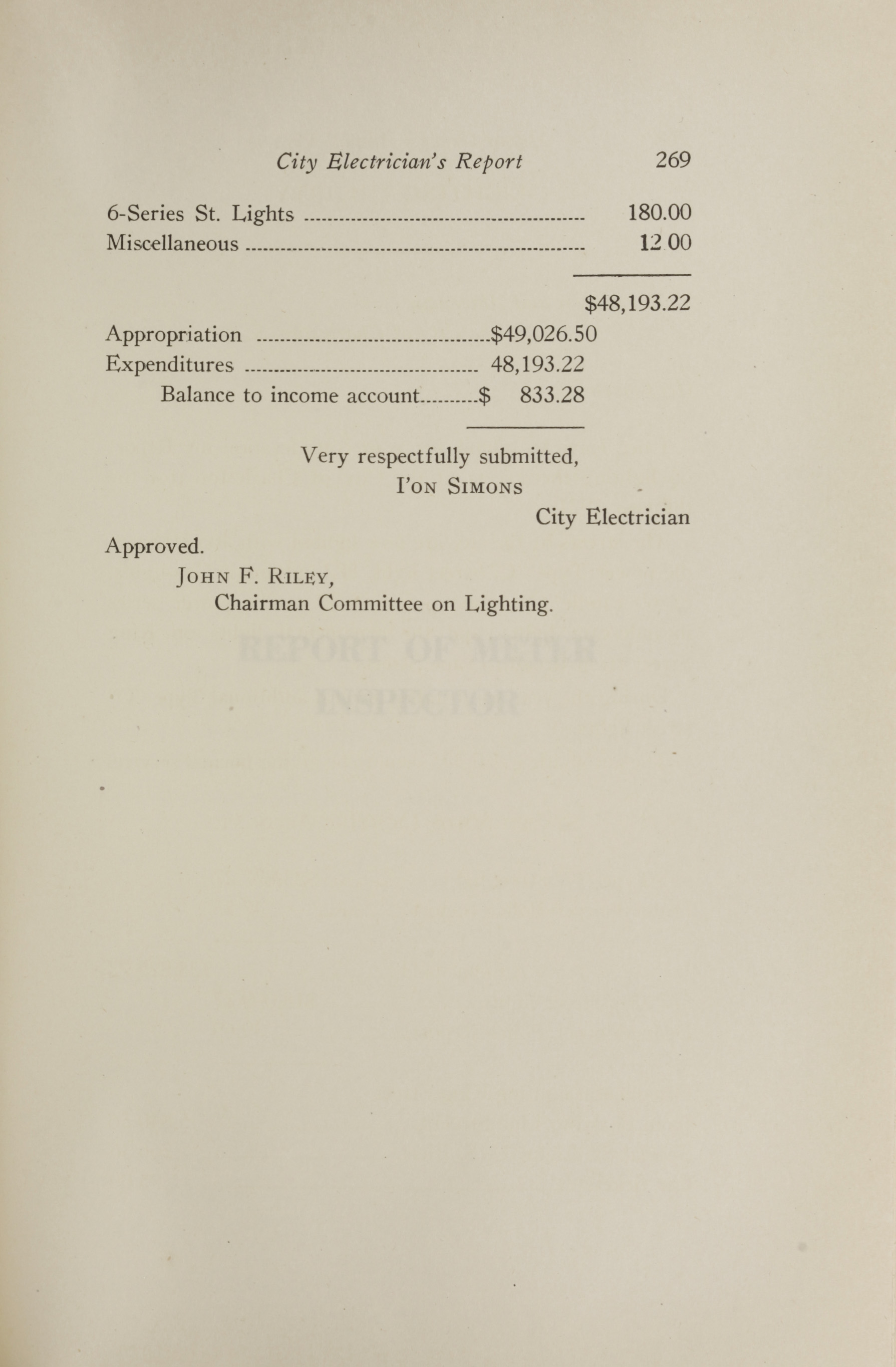 Charleston Yearbook, 1921, page 269
