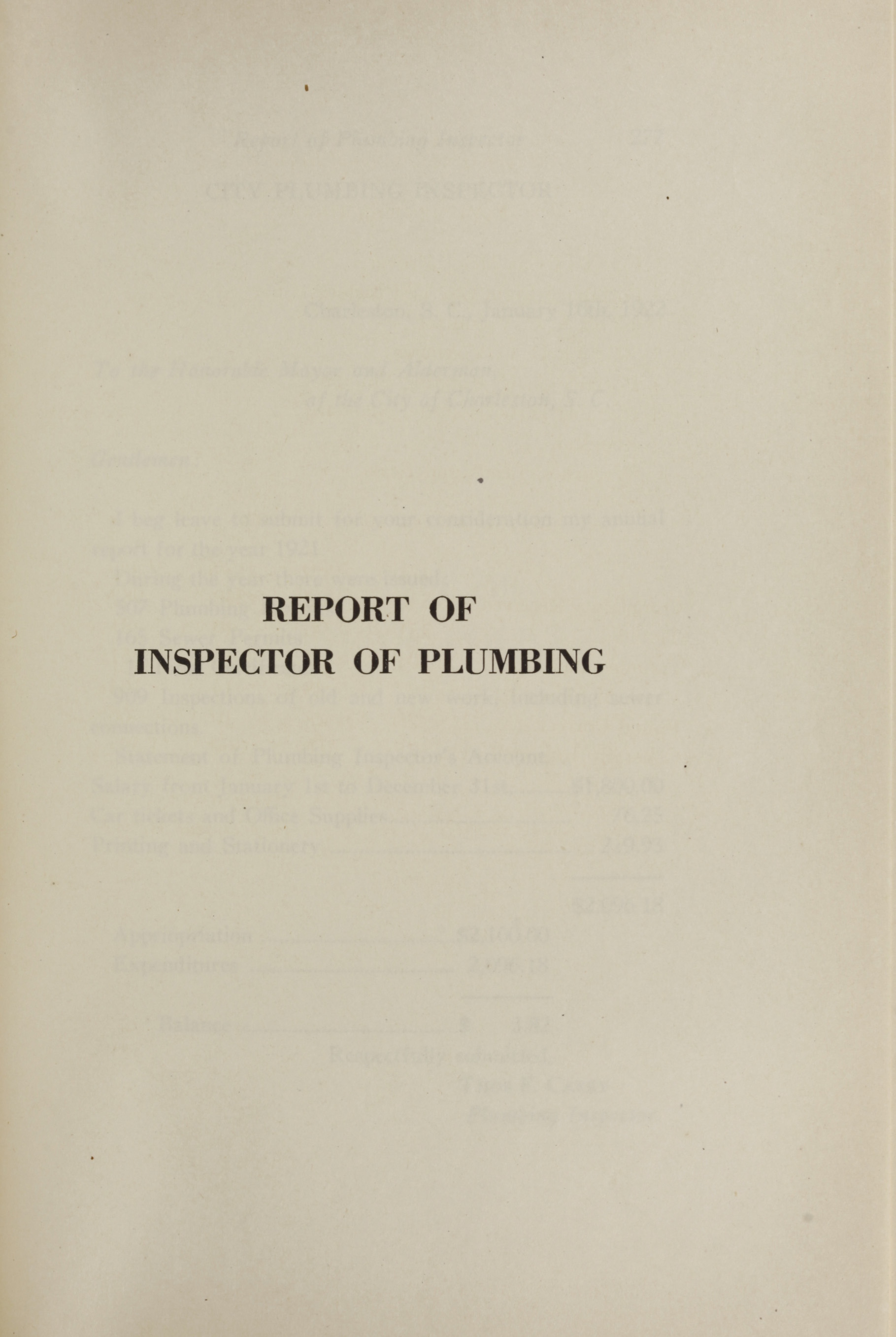 Charleston Yearbook, 1921, page 275