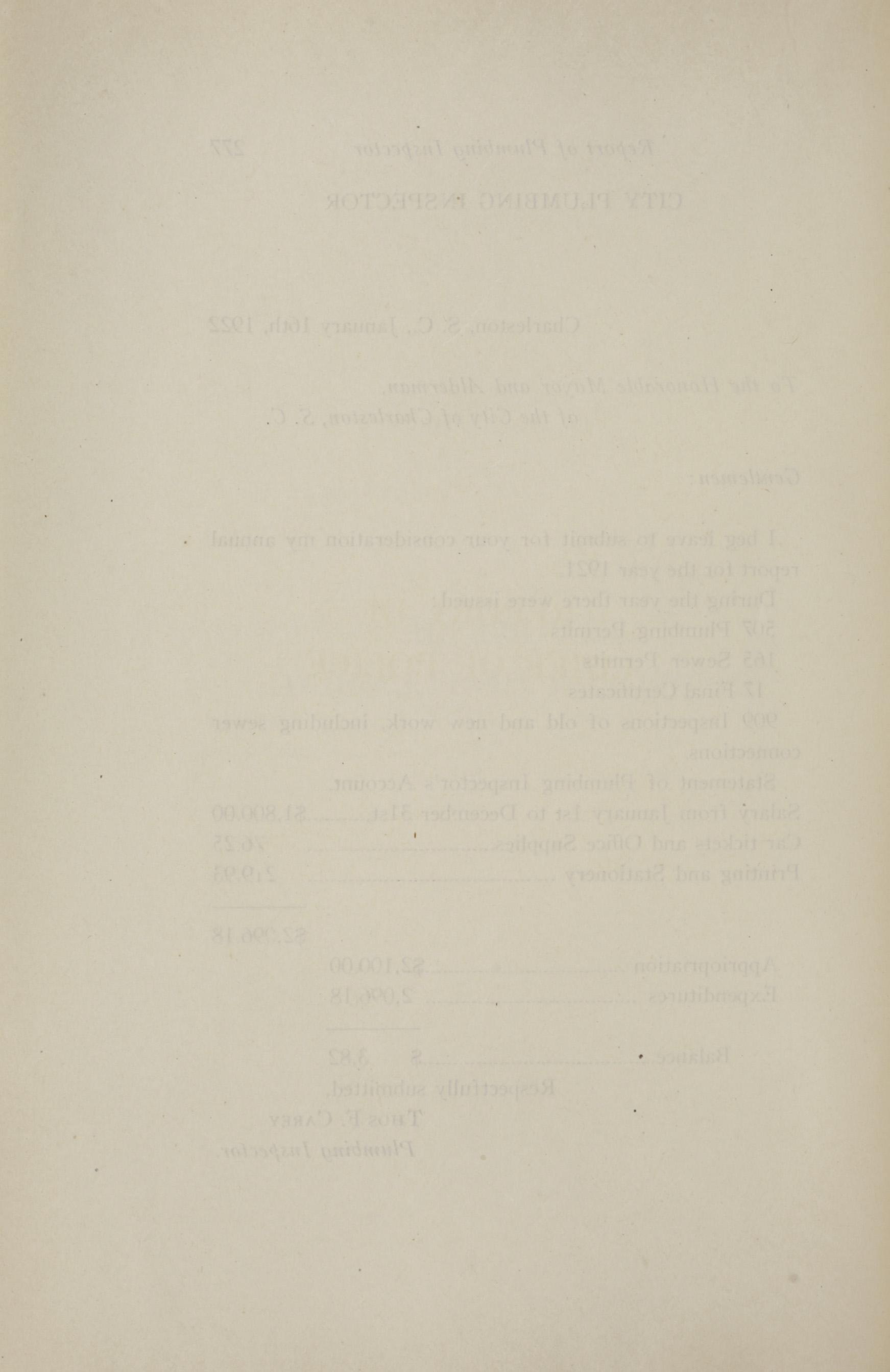 Charleston Yearbook, 1921, page 278