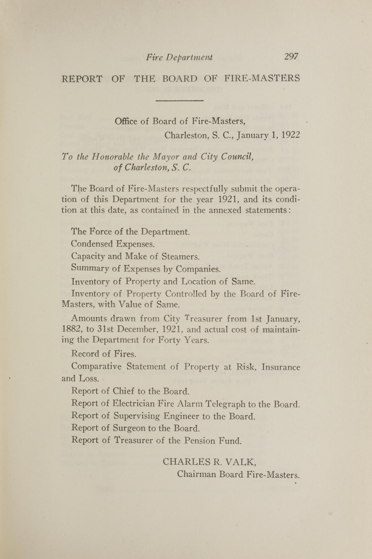 Charleston Yearbook, 1921, page 297