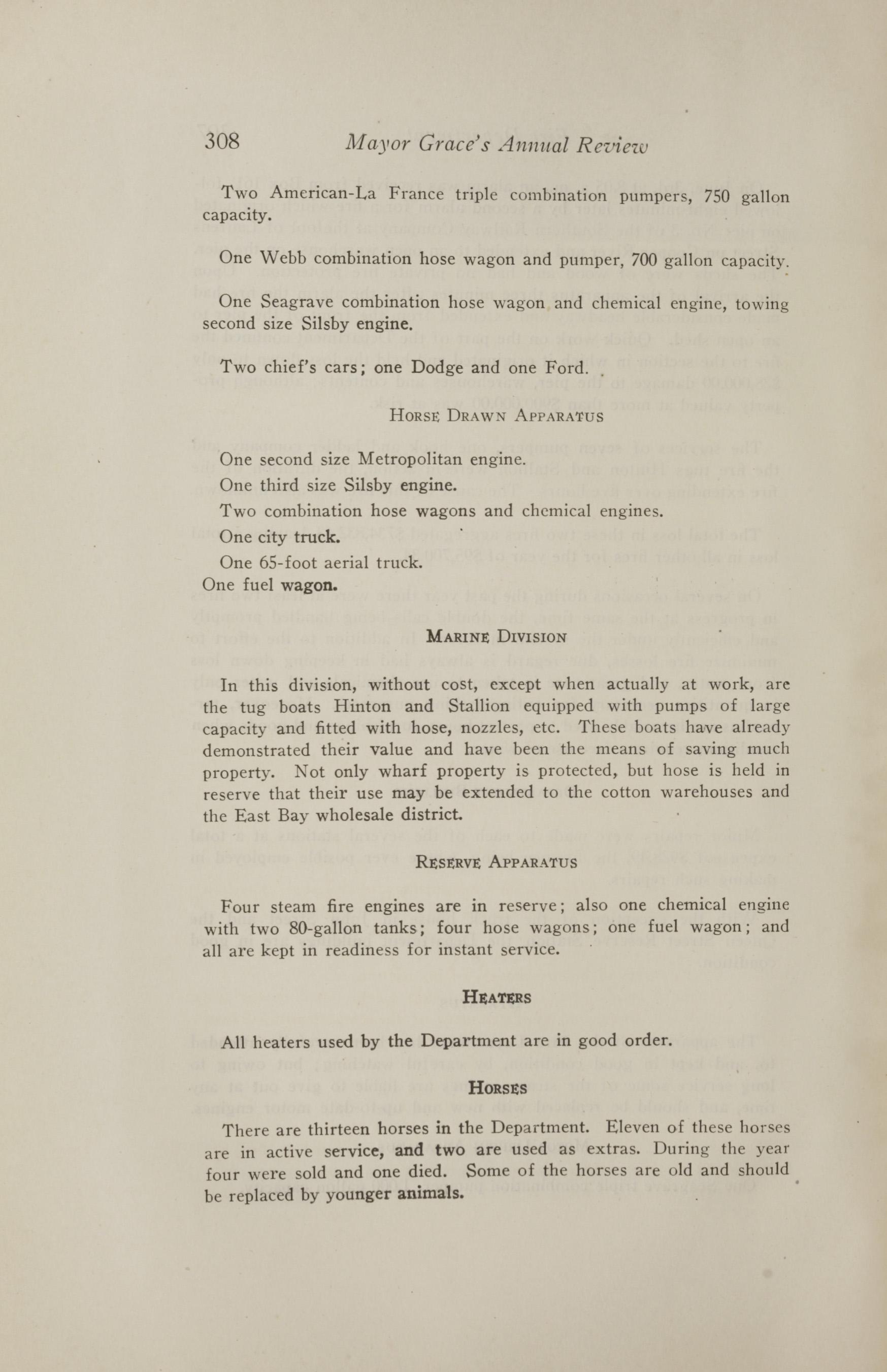 Charleston Yearbook, 1921, page 308