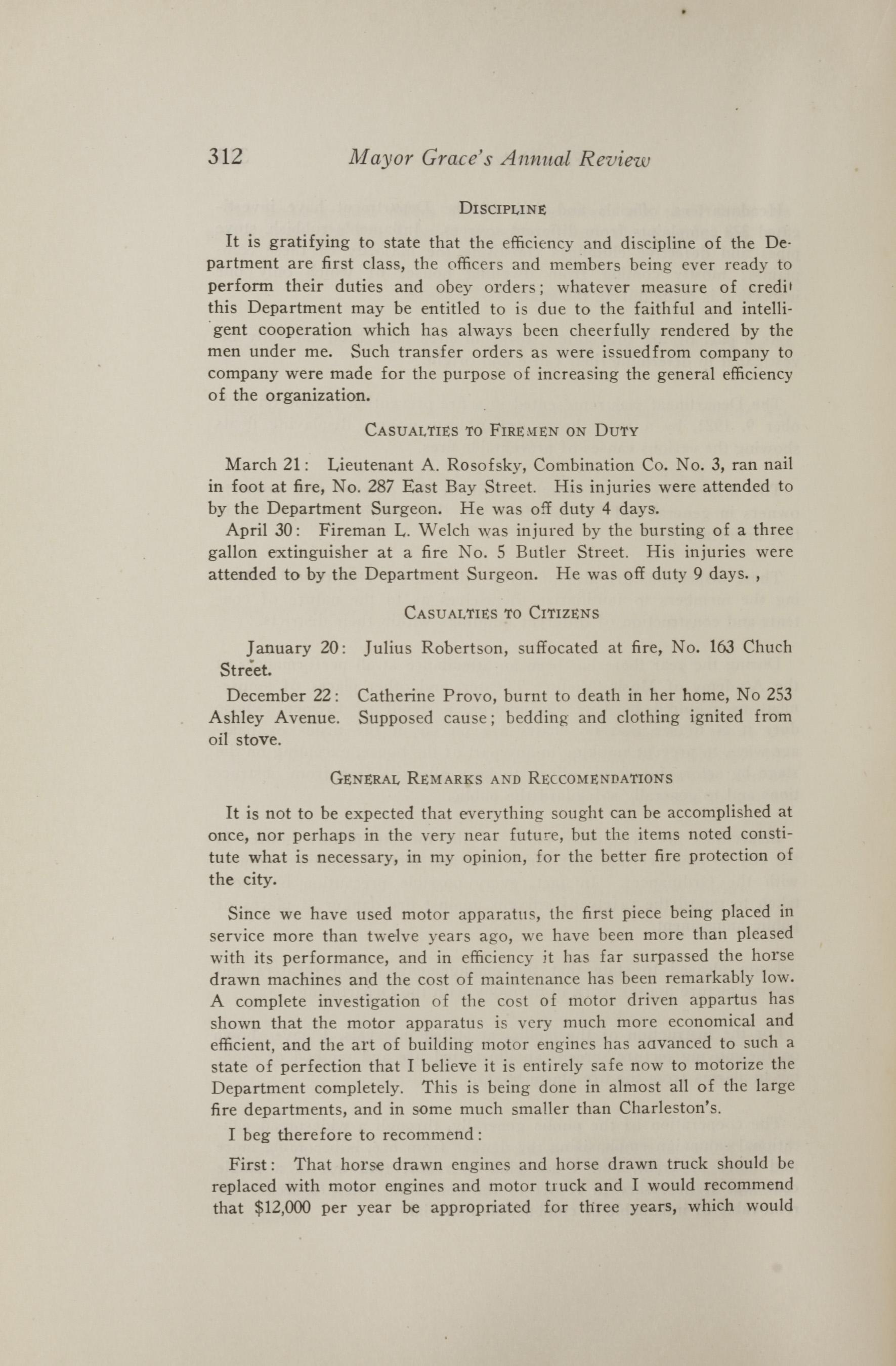 Charleston Yearbook, 1921, page 312