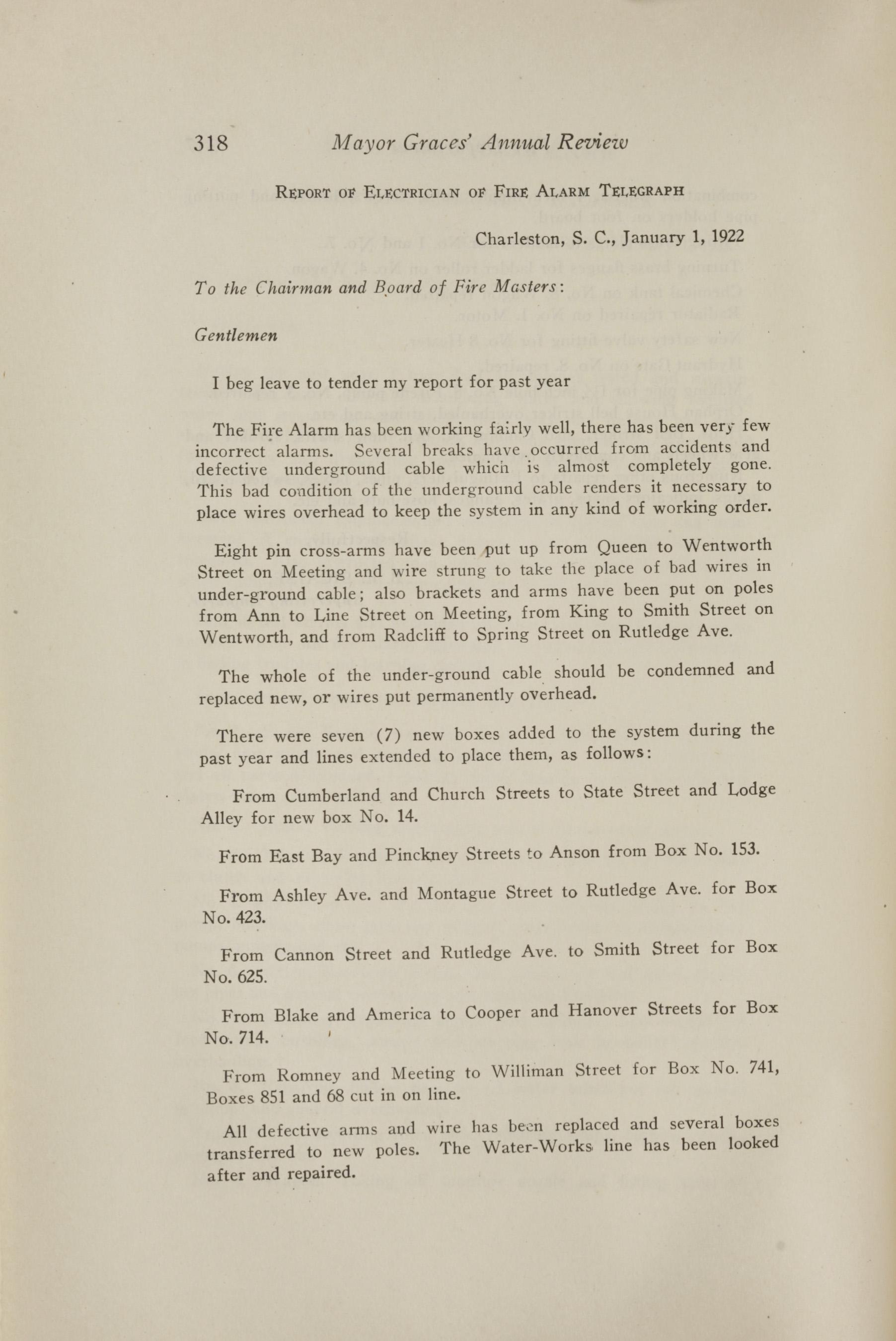 Charleston Yearbook, 1921, page 318