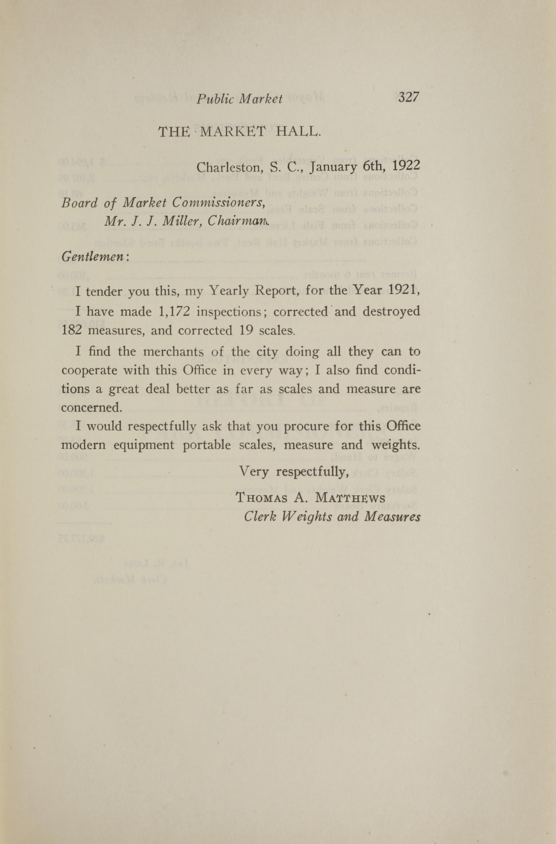 Charleston Yearbook, 1921, page 327