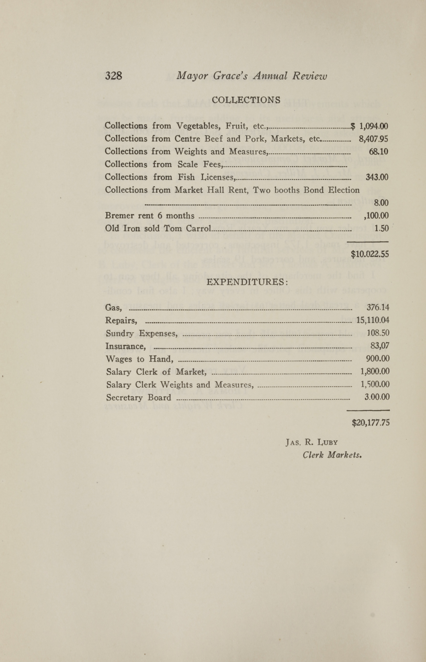 Charleston Yearbook, 1921, page 328