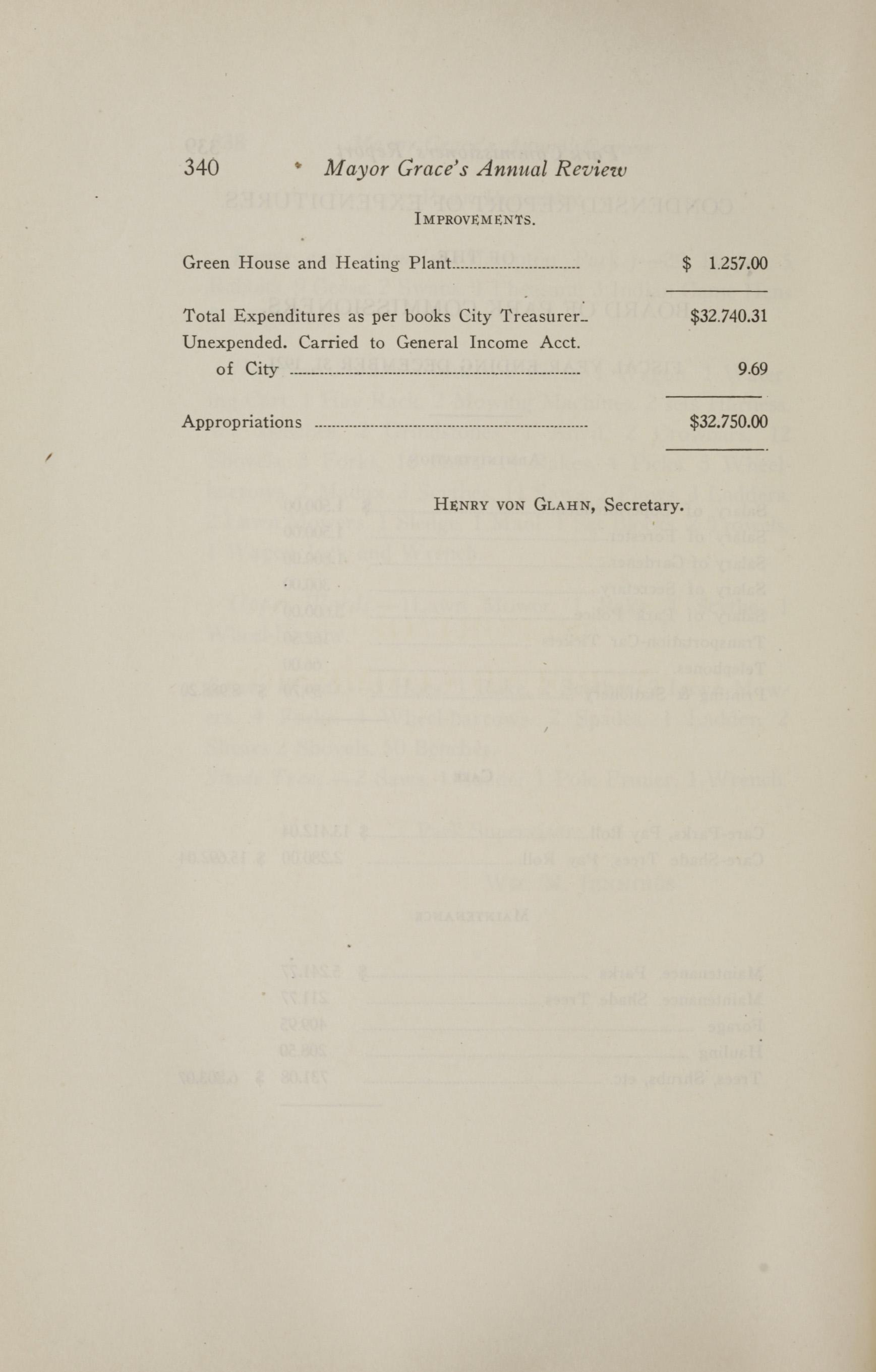 Charleston Yearbook, 1921, page 340