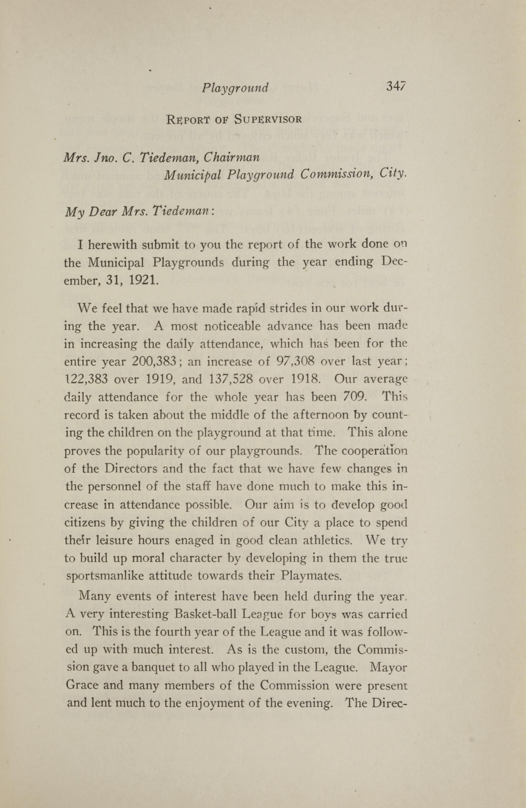 Charleston Yearbook, 1921, page 347