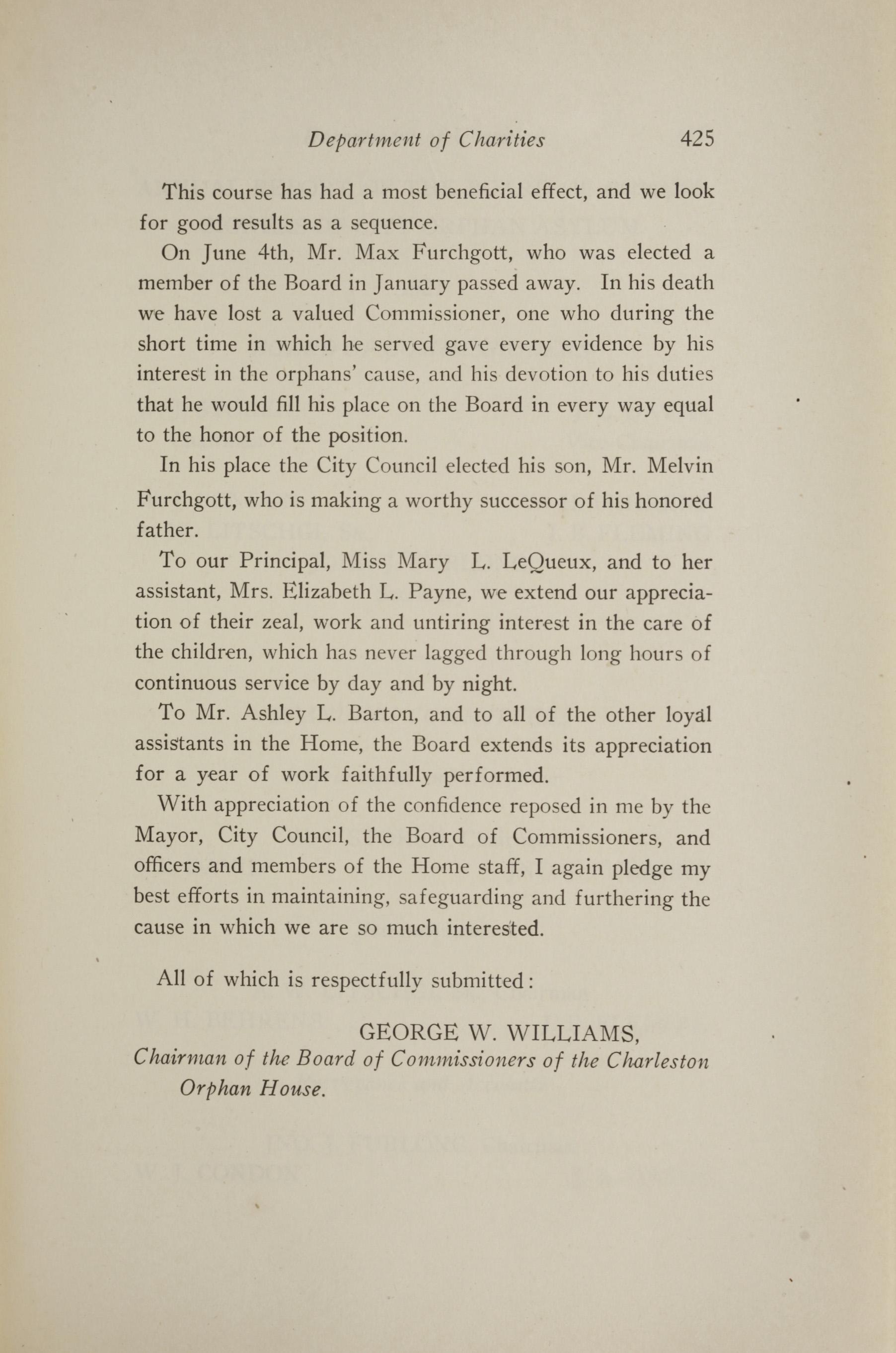 Charleston Yearbook, 1921, page 425