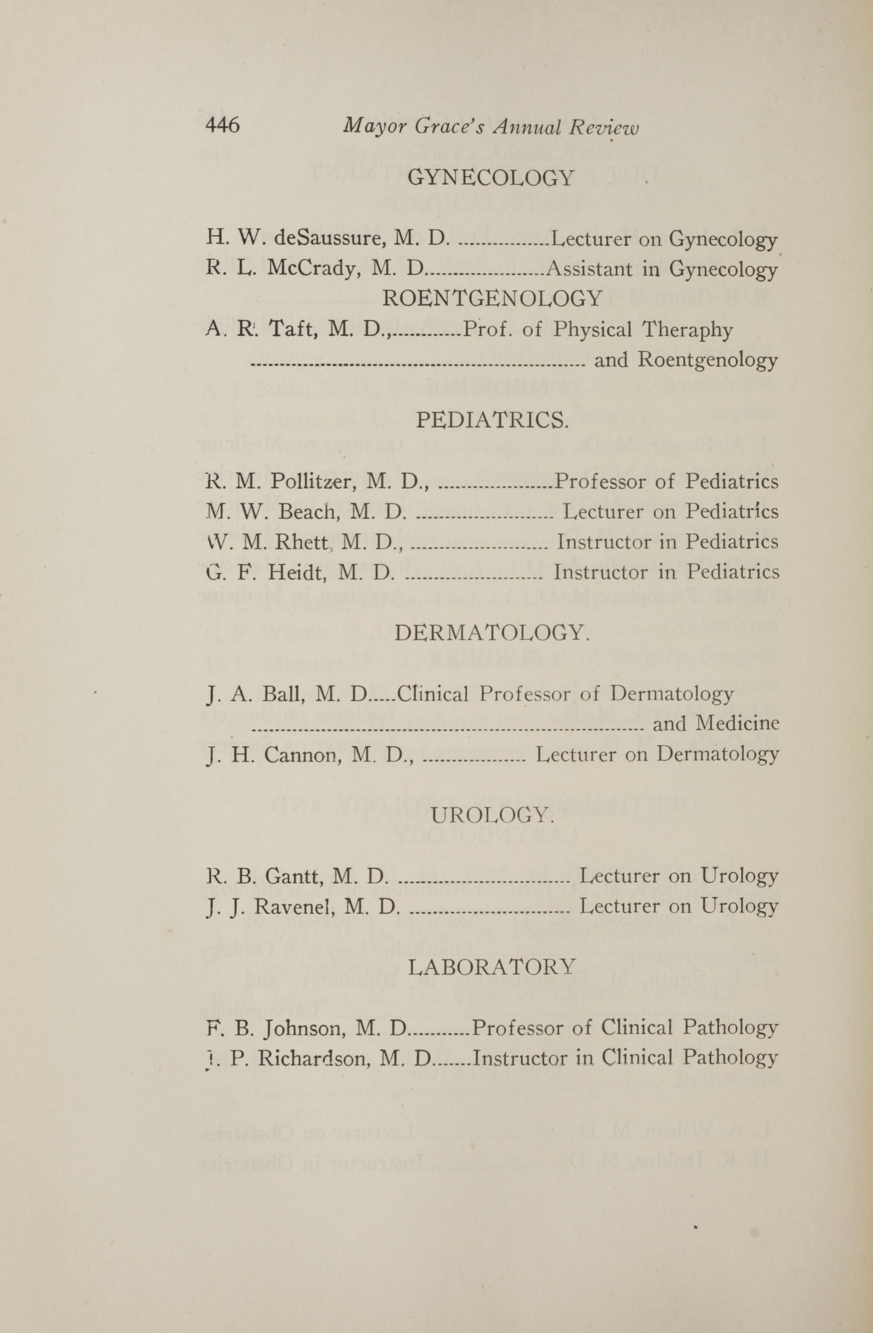Charleston Yearbook, 1921, page 446
