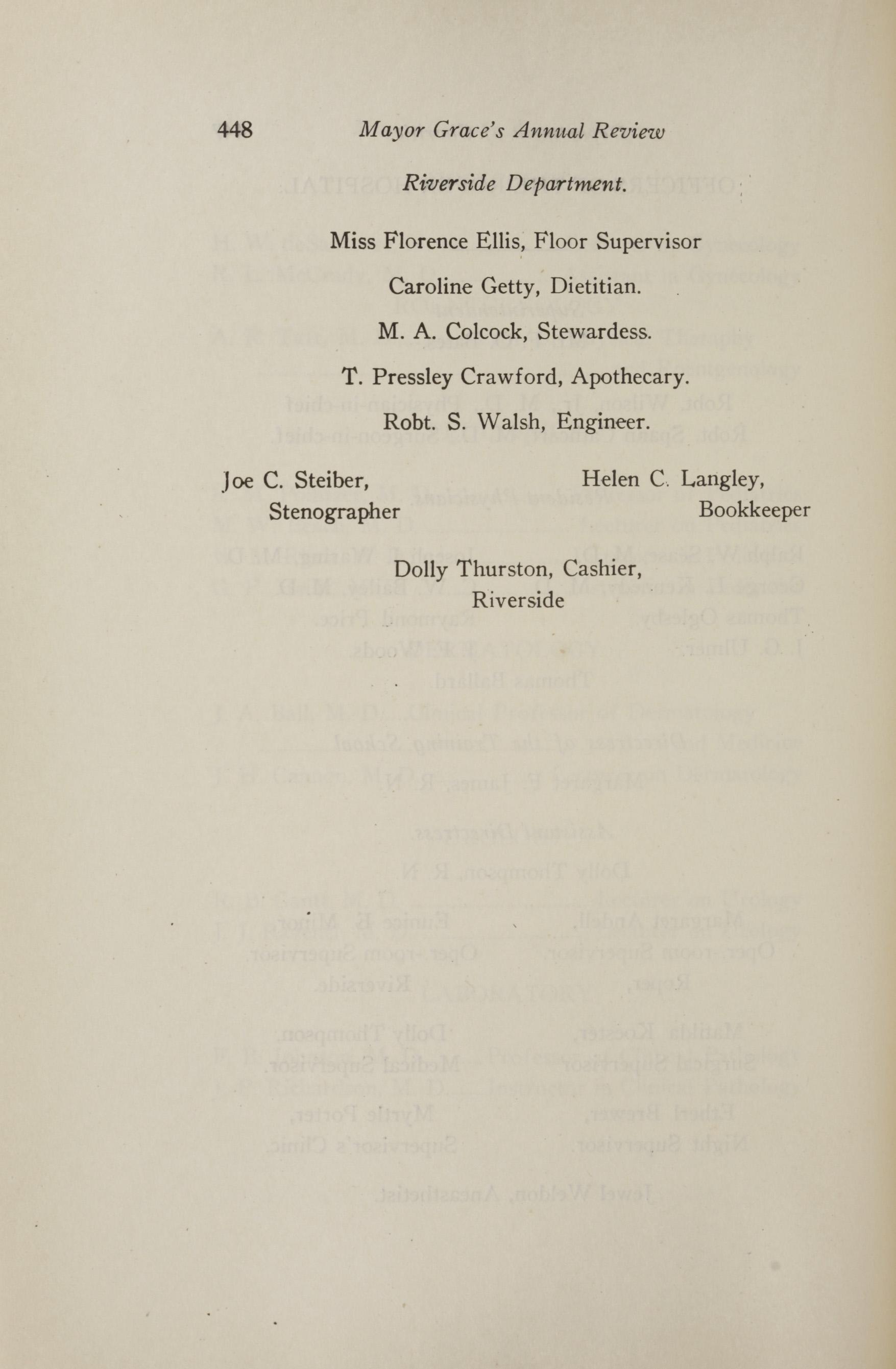 Charleston Yearbook, 1921, page 448
