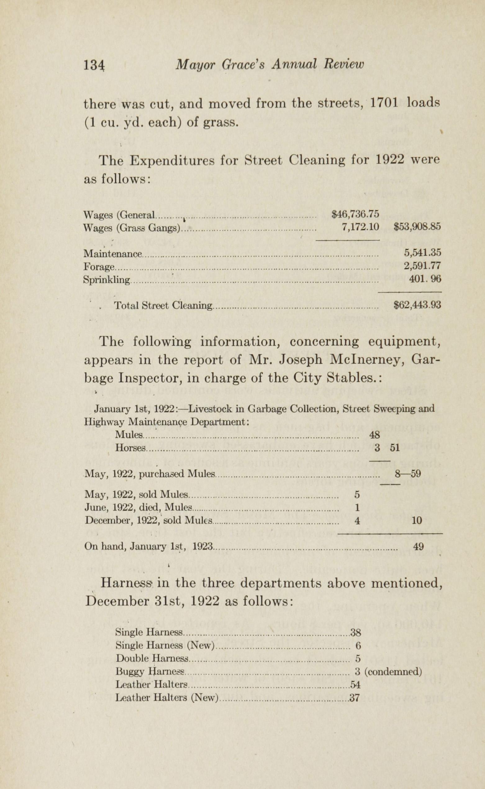 Charleston Yearbook, 1922, page 134