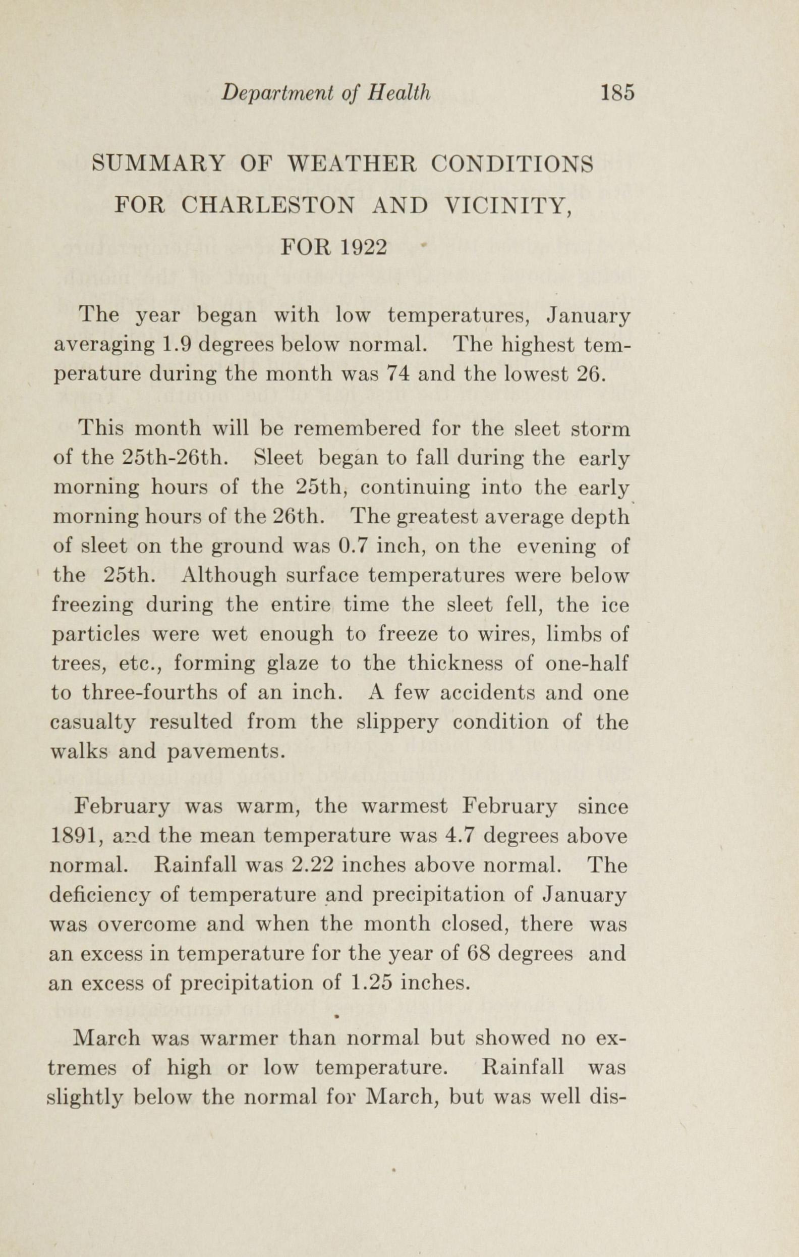Charleston Yearbook, 1922, page 185