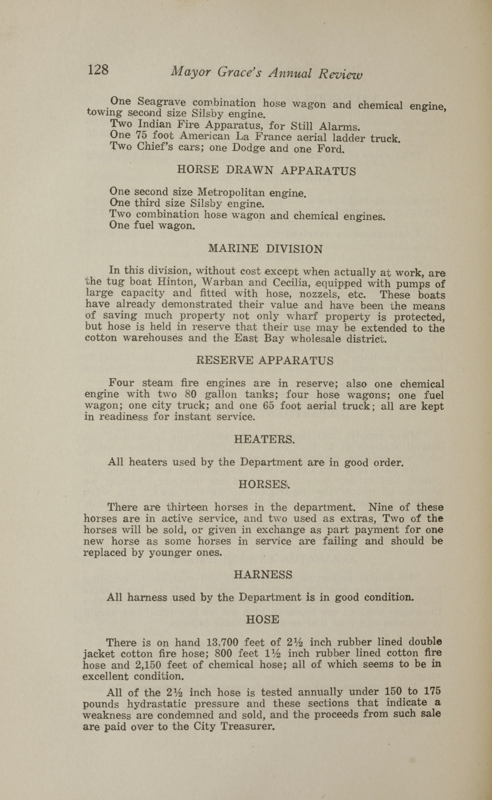 Charleston Yearbook, 1923, page 128
